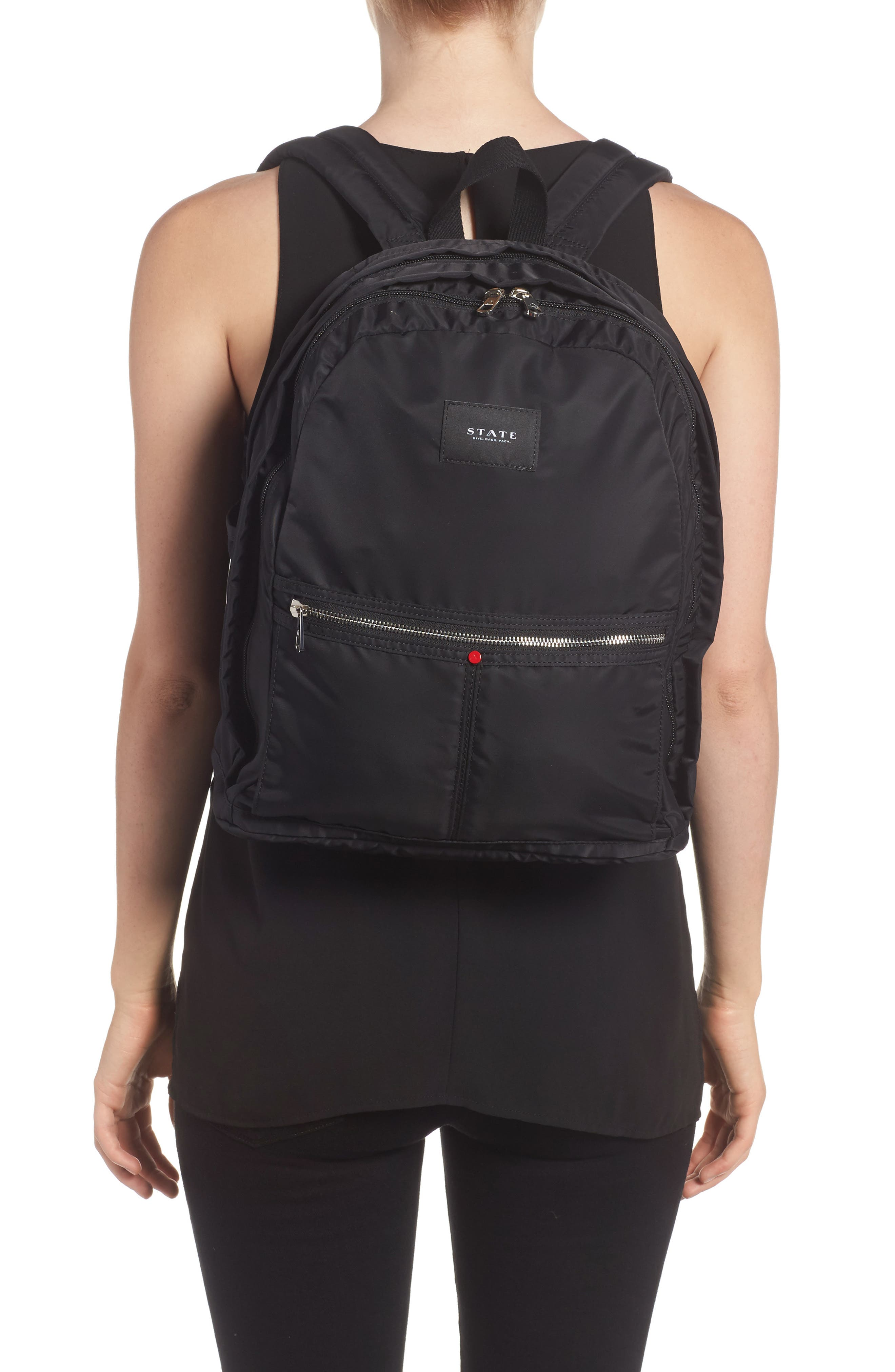 The Heights Kent Backpack,                             Alternate thumbnail 2, color,                             001