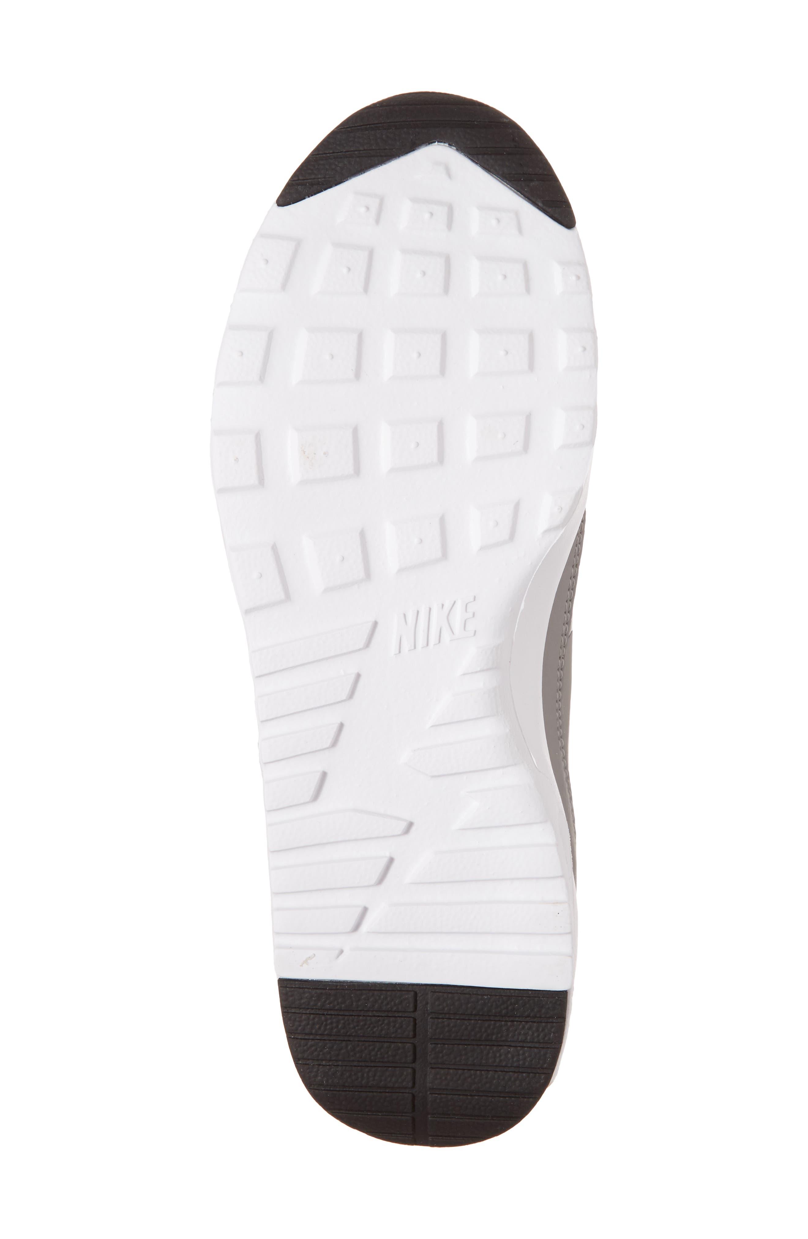 Air Max Thea Knit Sneaker,                             Alternate thumbnail 6, color,                             020