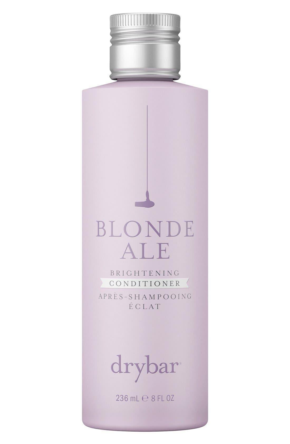 DRYBAR,                             Blonde Ale Brightening Conditioner,                             Alternate thumbnail 3, color,                             NO COLOR