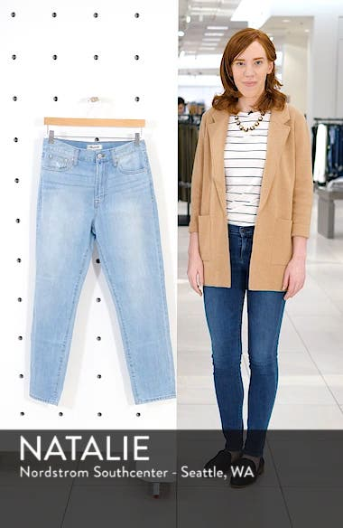 'Perfect Summer' High Rise Ankle Jeans, sales video thumbnail