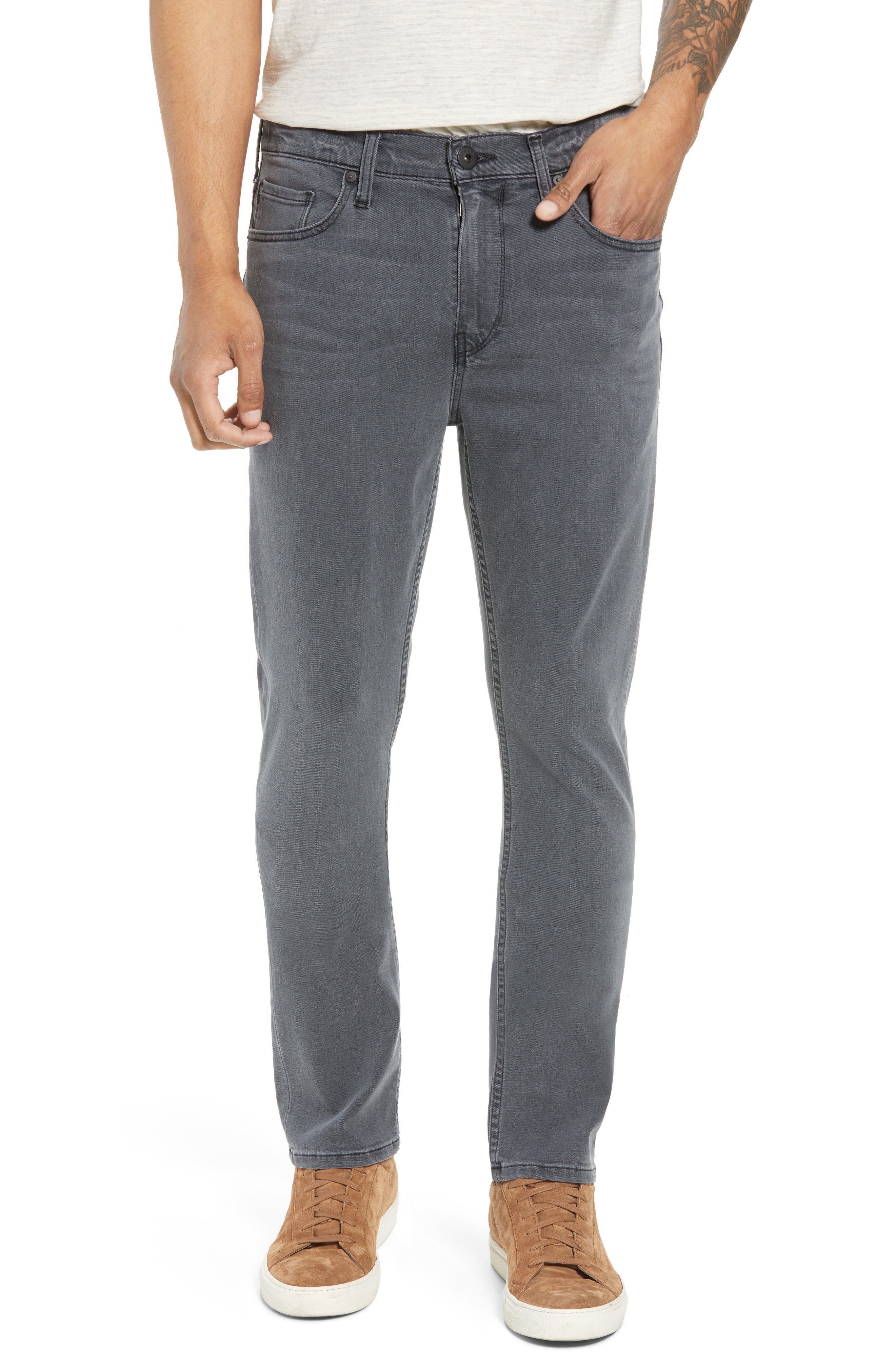 Federal Slim Straight Leg Jeans,                         Main,                         color, 020