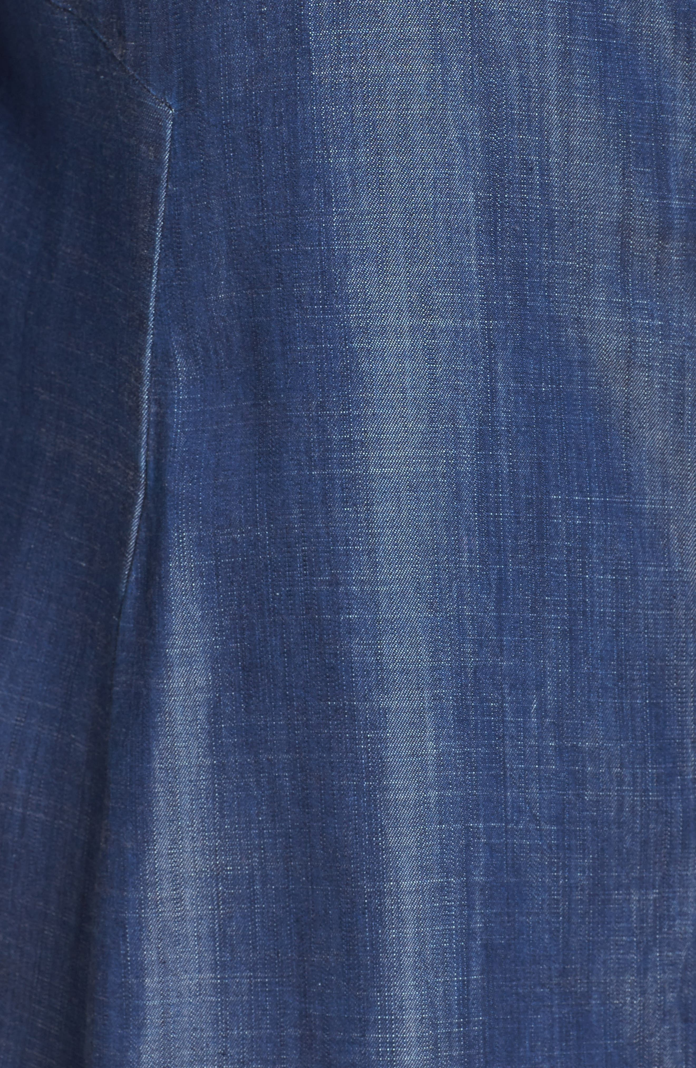 Chambray Tunic,                             Alternate thumbnail 14, color,