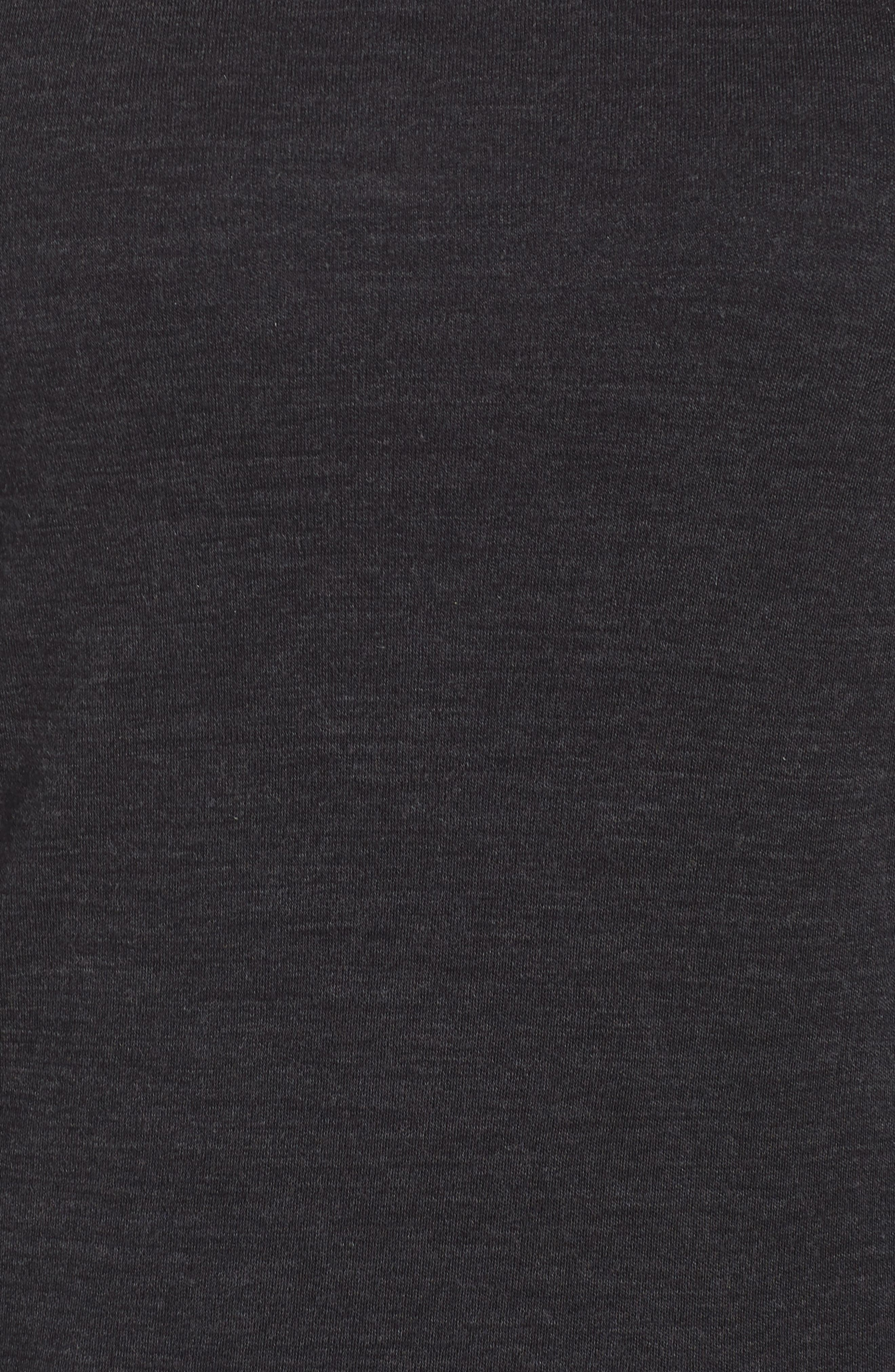 Merino 250 Base Layer Crew Top,                             Alternate thumbnail 6, color,                             CHARCOAL HEATHER