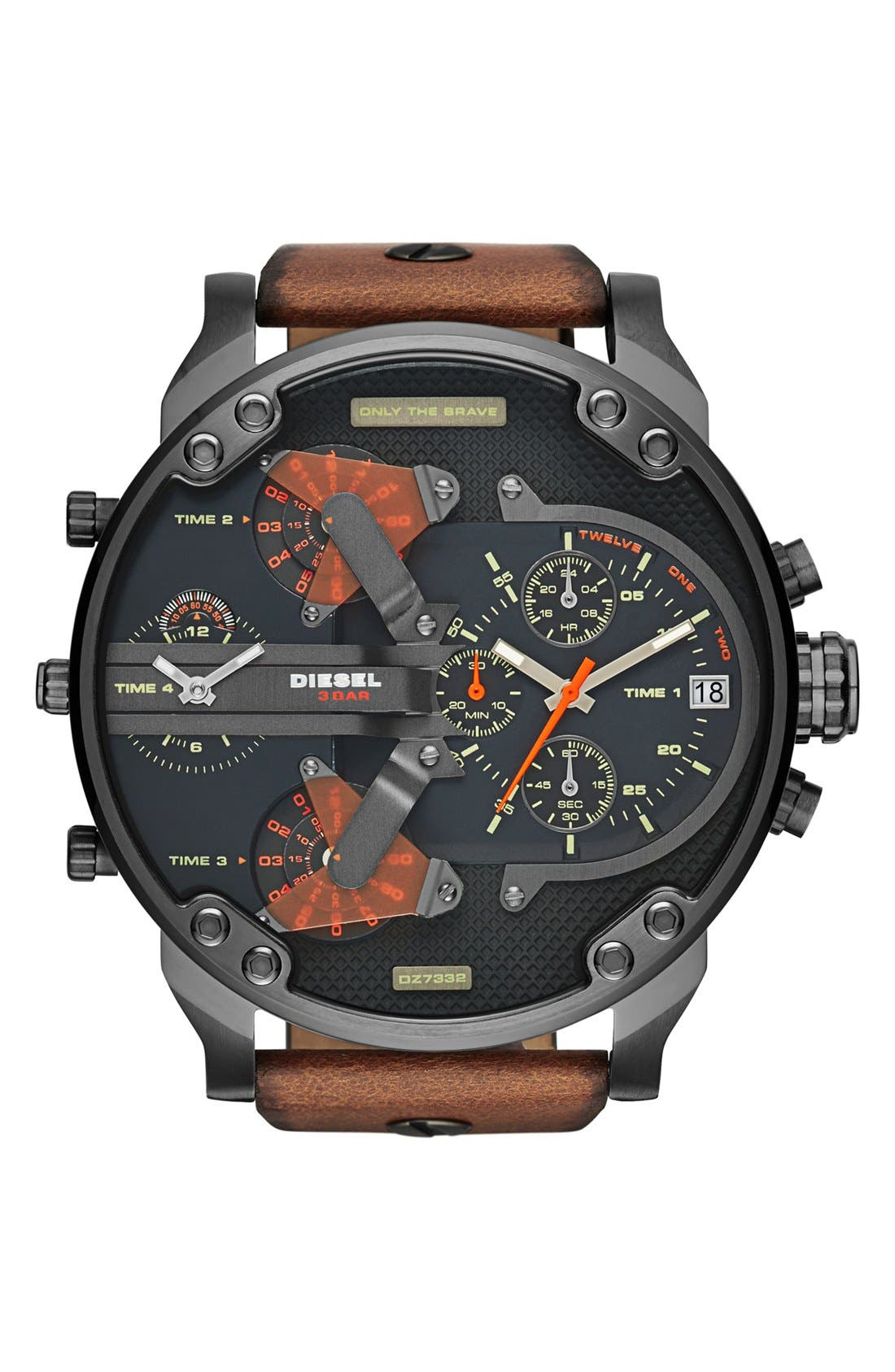 'Mr. Daddy 2.0' Chronograph Watch, 57mm,                             Main thumbnail 3, color,