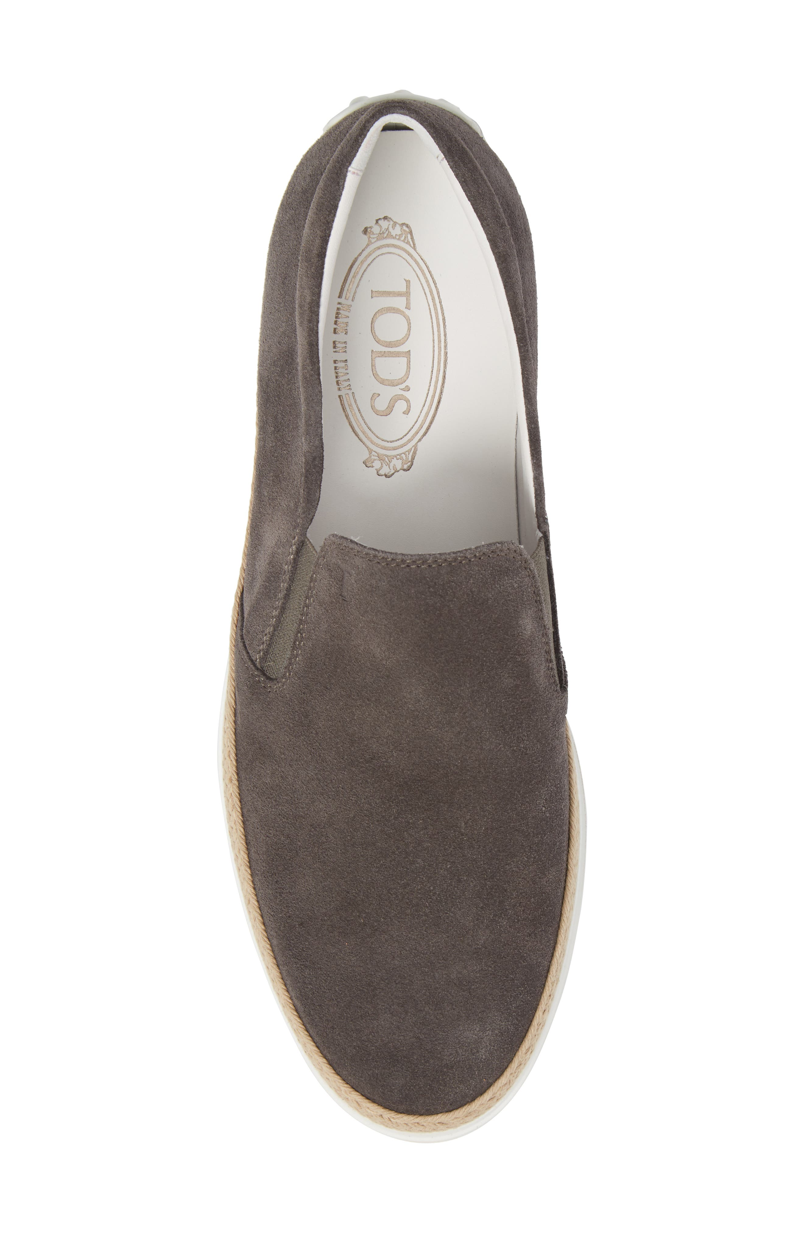 Espadrille Slip-On,                             Alternate thumbnail 5, color,                             030