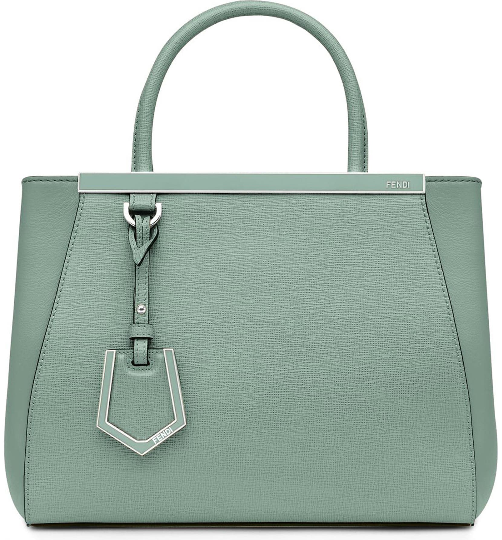 528d593891f9  Petite 2Jours Elite  Leather Shopper