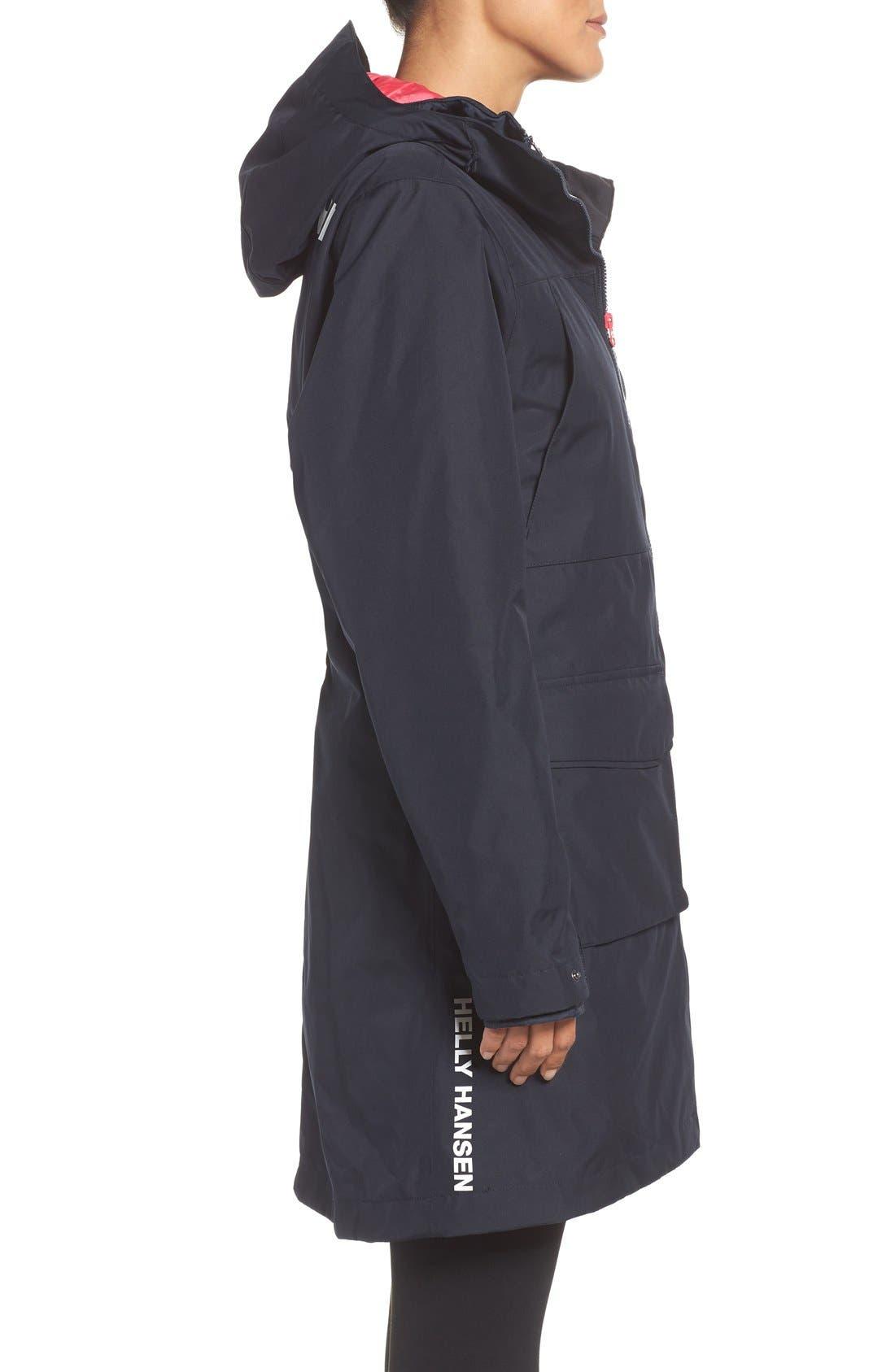 Rigging Waterproof 3-in-1 Raincoat,                             Alternate thumbnail 13, color,