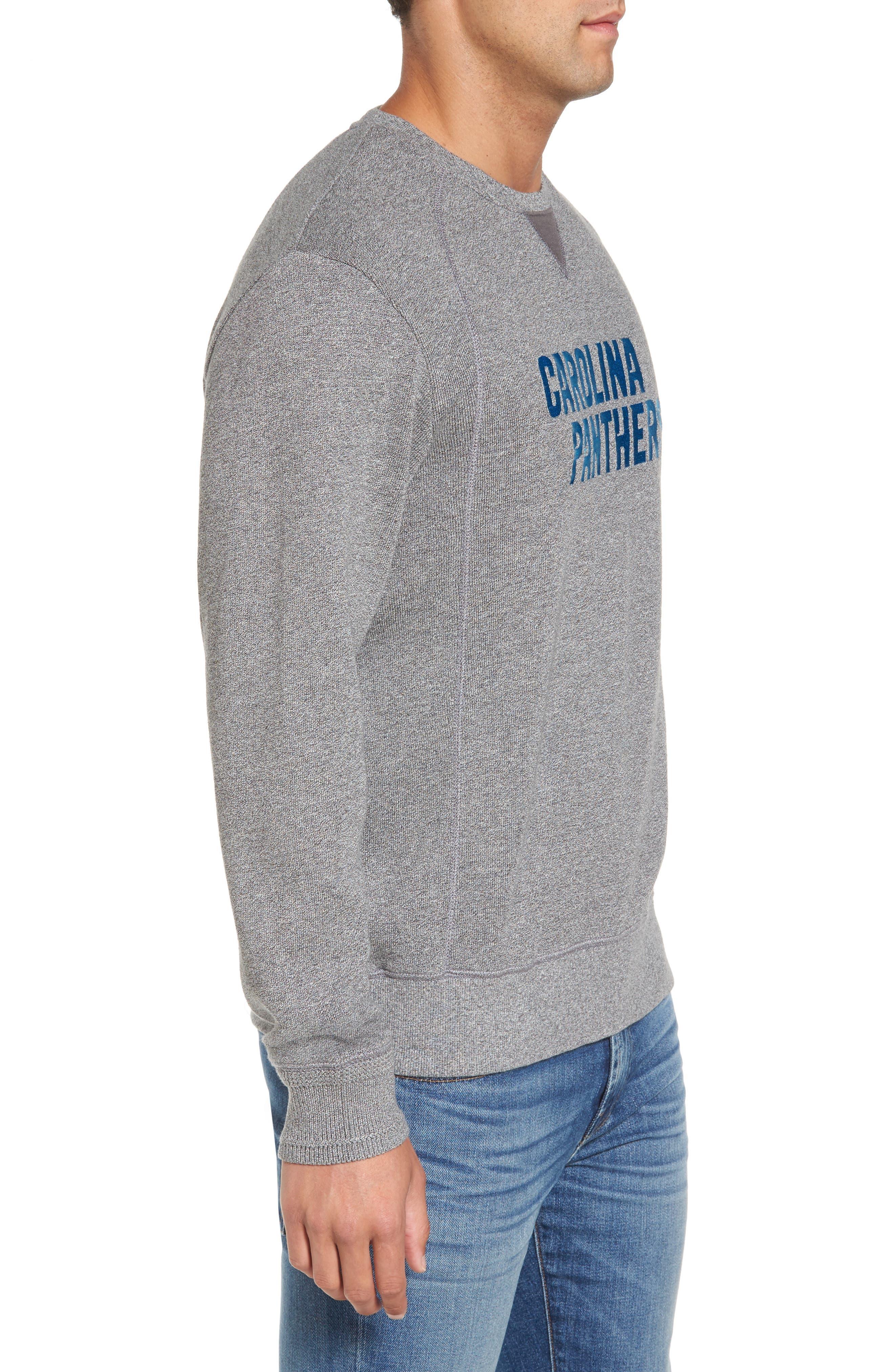 NFL Stitch of Liberty Embroidered Crewneck Sweatshirt,                             Alternate thumbnail 83, color,