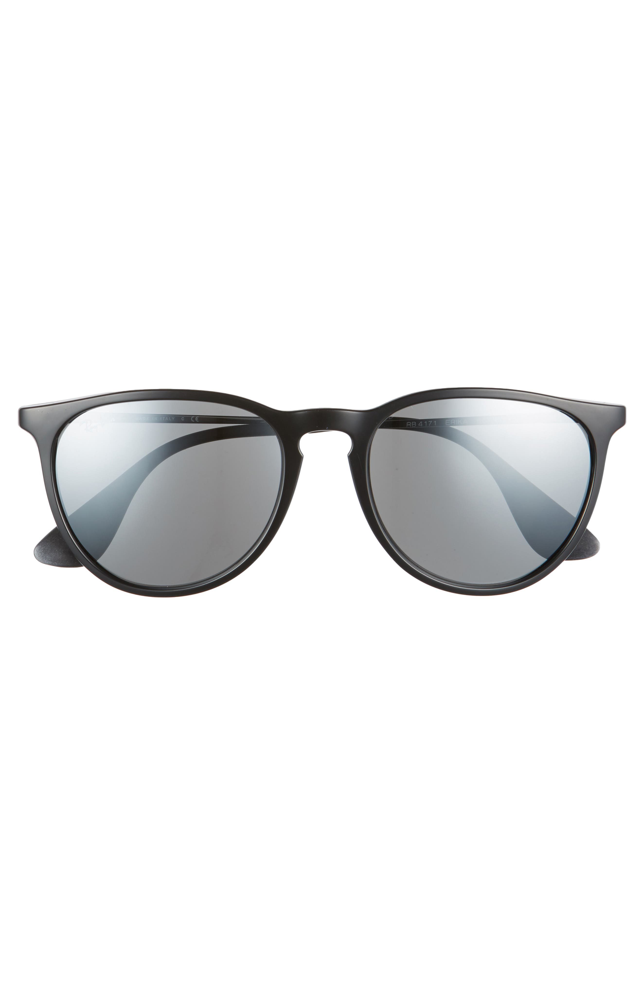 Erika 54mm Mirrored Sunglasses,                             Alternate thumbnail 5, color,