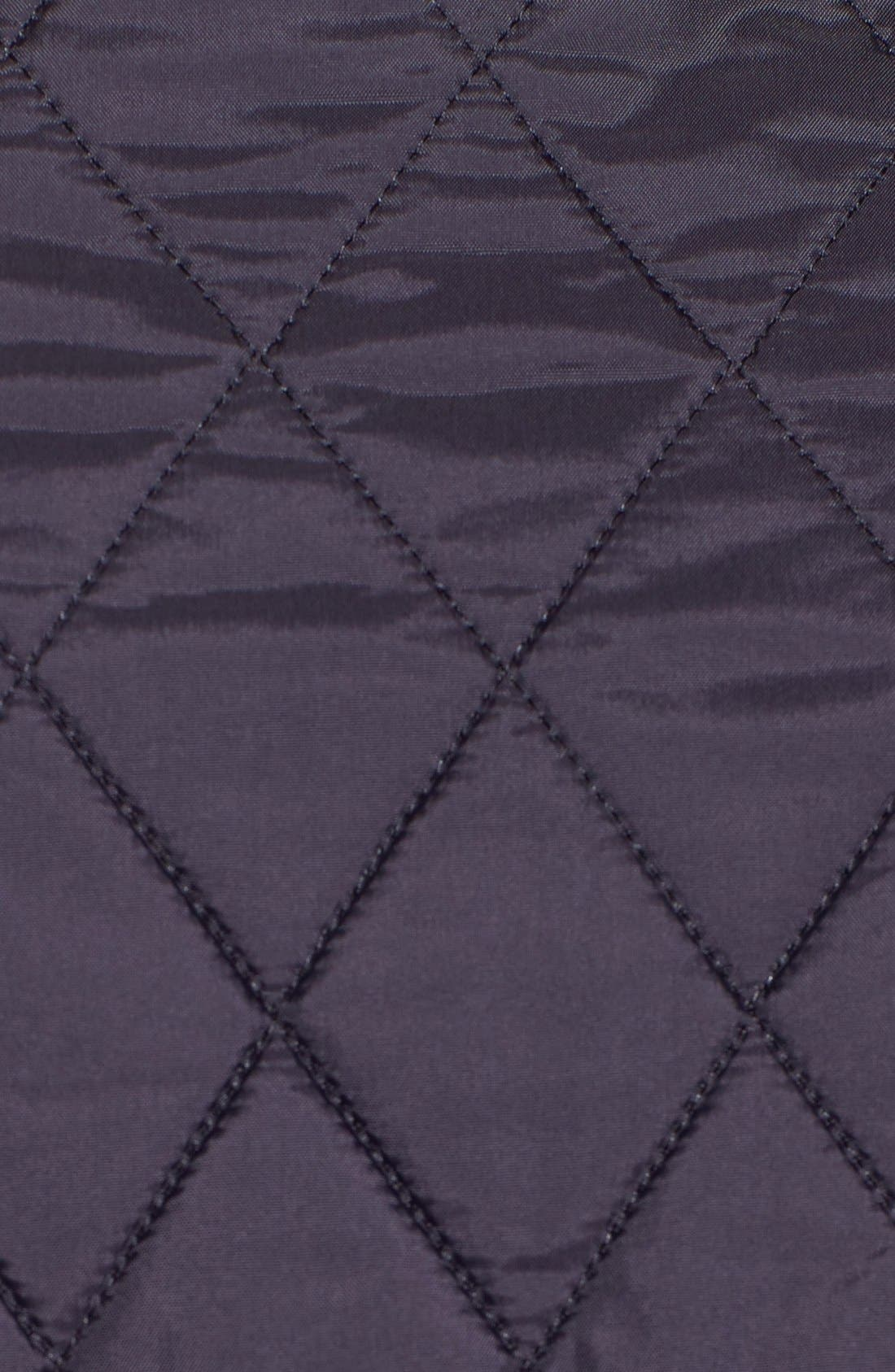 'Betty' Fleece Lined Quilted Liner,                             Alternate thumbnail 15, color,