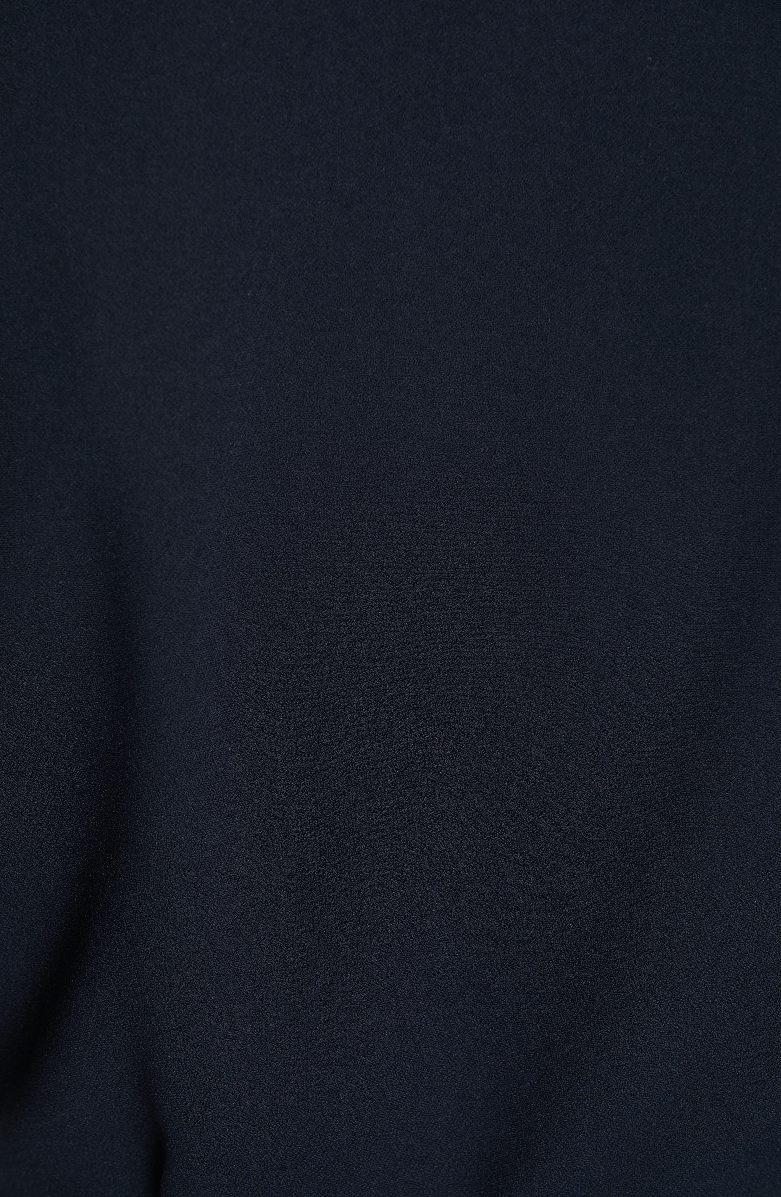 Aydrien Colorblock Dress,                             Alternate thumbnail 6, color,                             MID PORCELAIN-PINK SKY