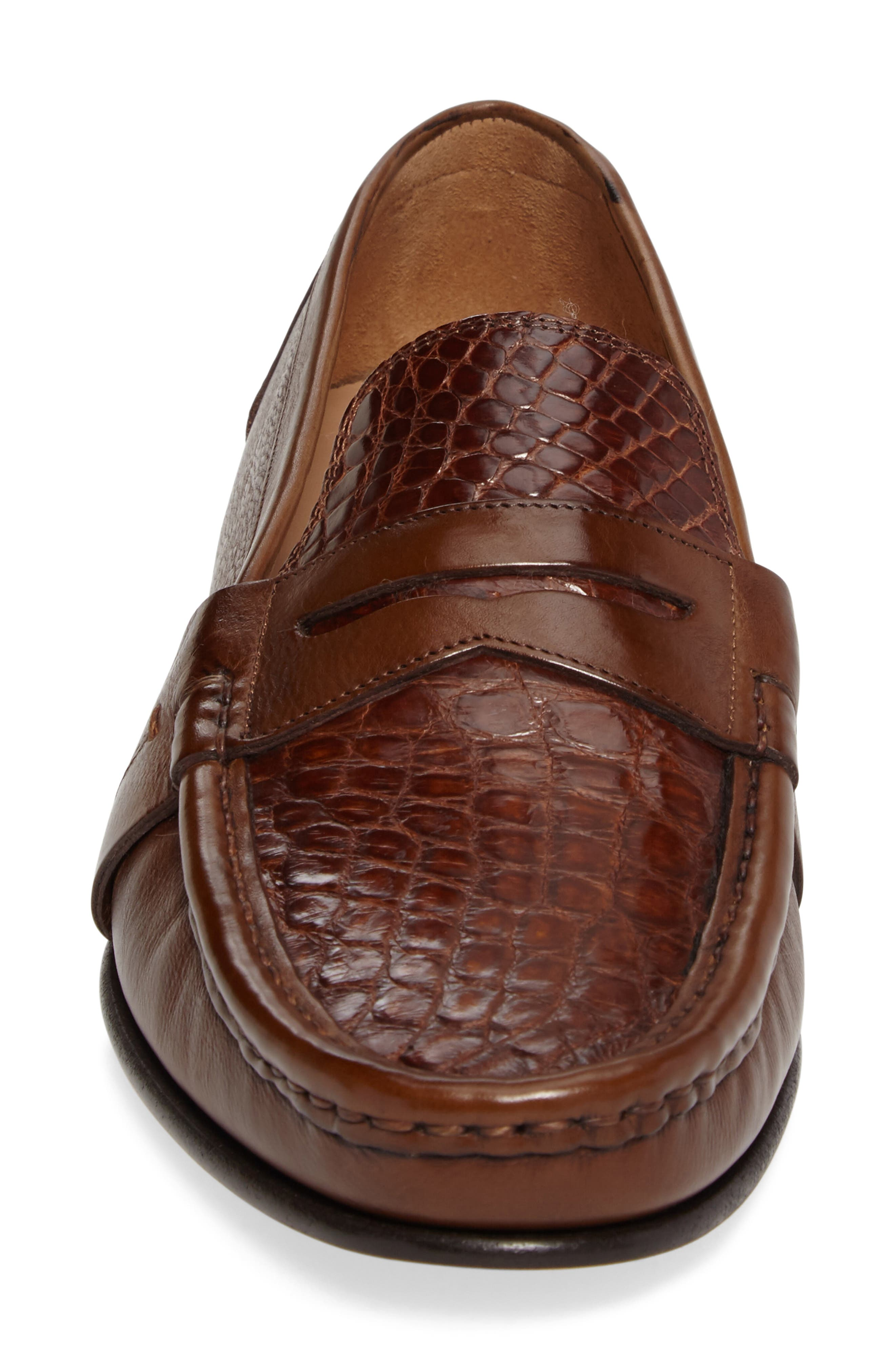 Marconi Penny Loafer,                             Alternate thumbnail 8, color,