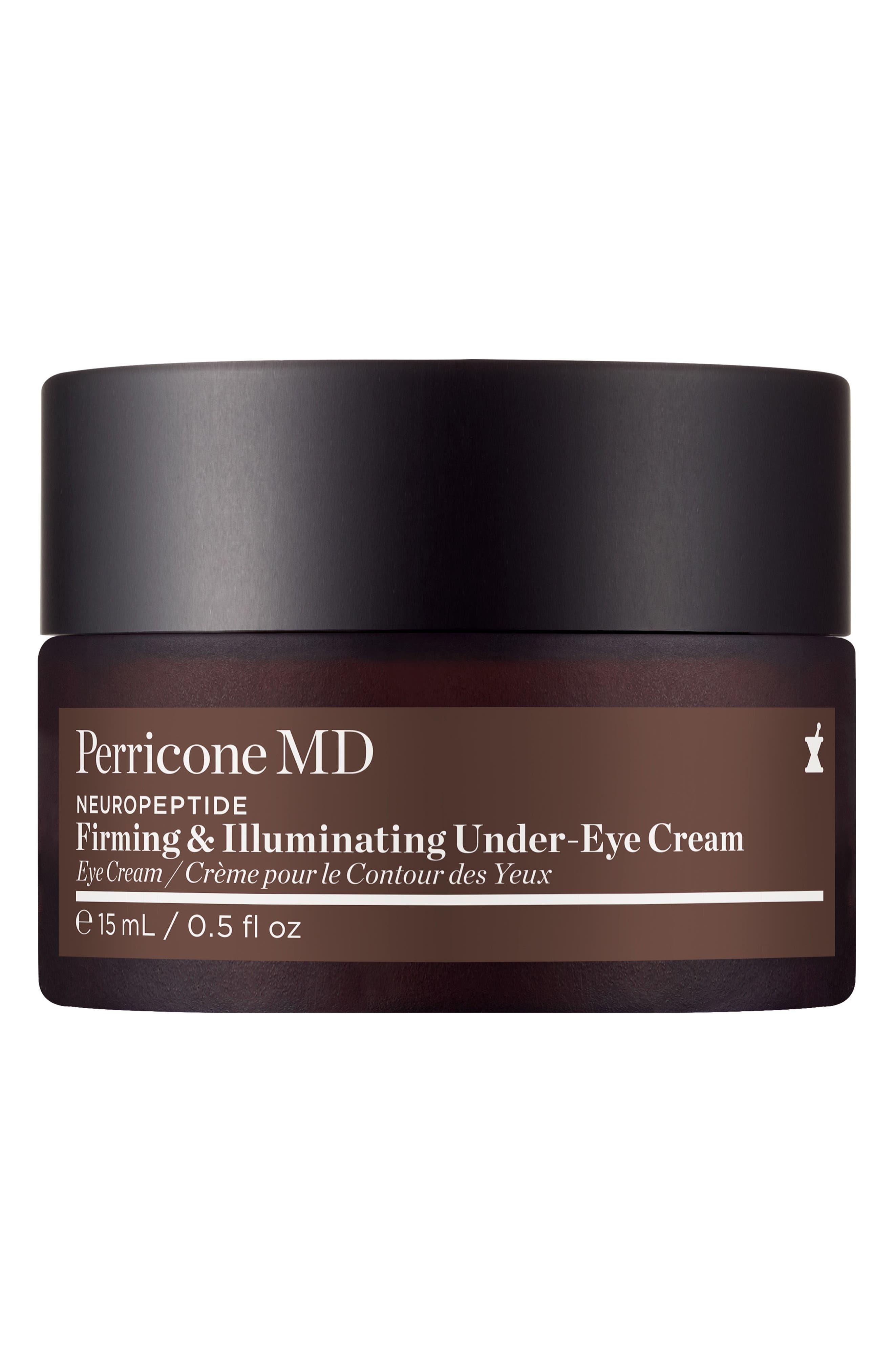 Neuropeptide Firming & Illuminating Undereye Cream, Main, color, 000