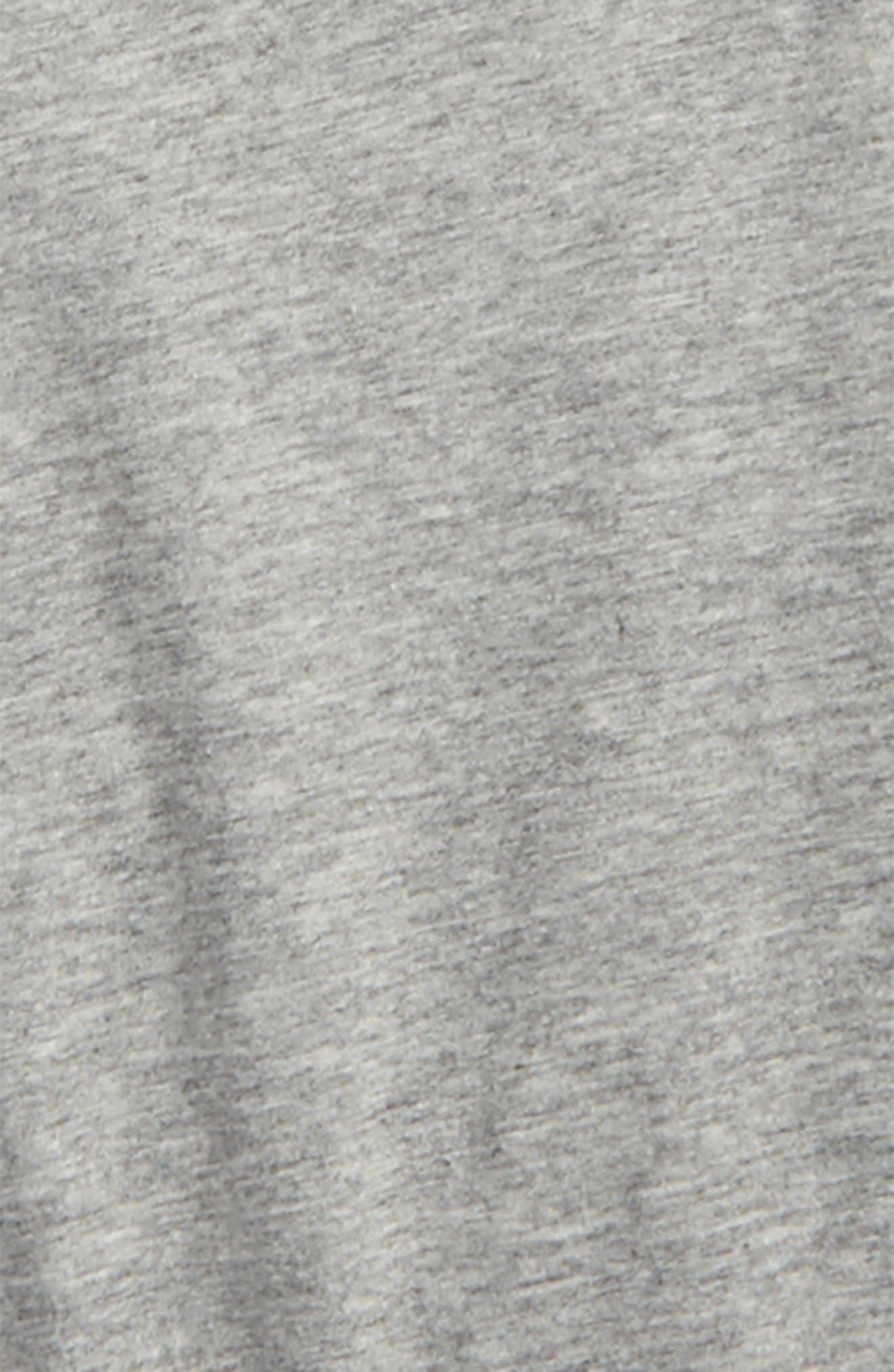 Flutter Sleeve Cold Shoulder Tee,                             Alternate thumbnail 2, color,                             025