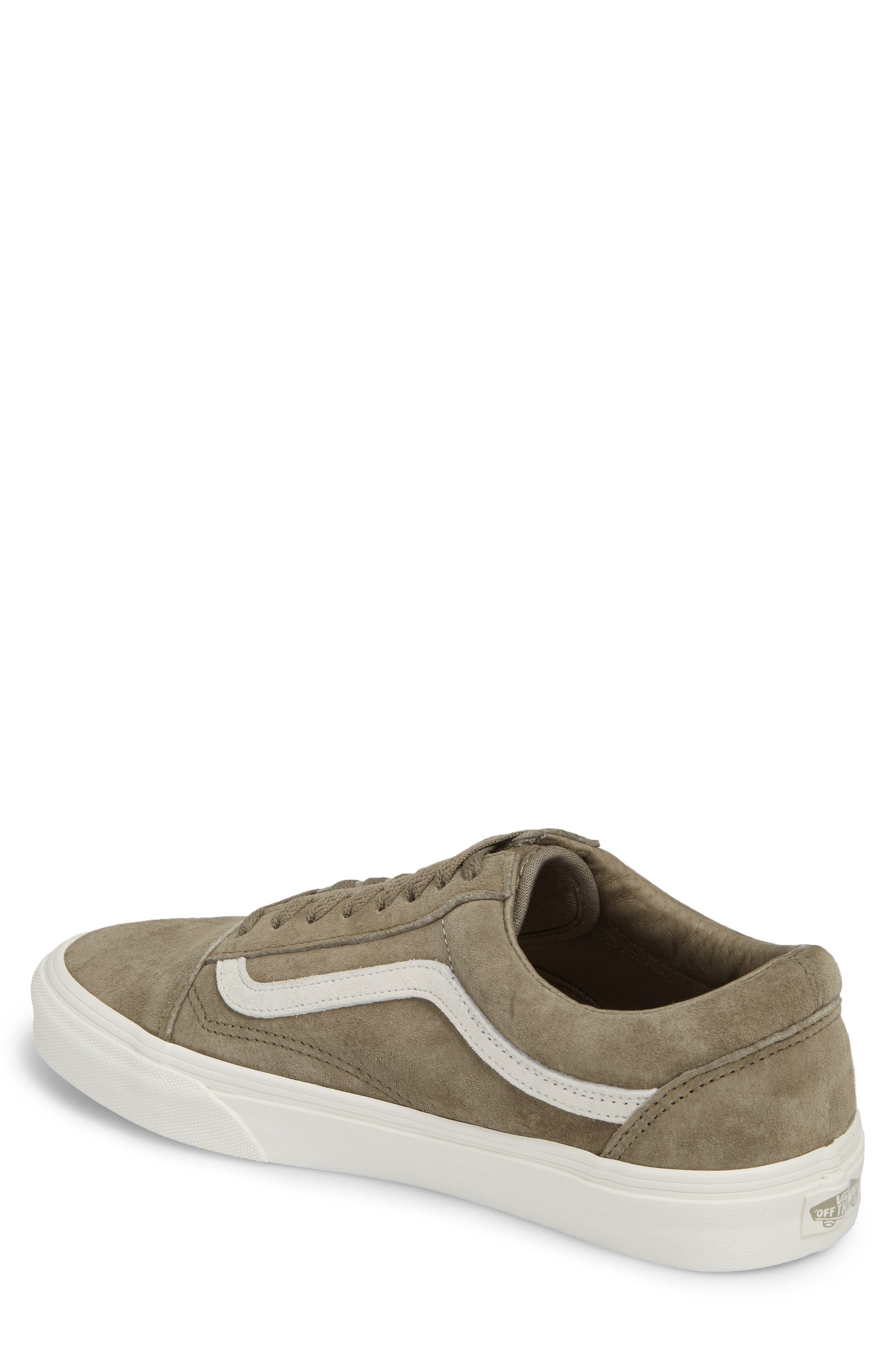 Suede Old Skool Sneaker,                             Alternate thumbnail 2, color,                             020