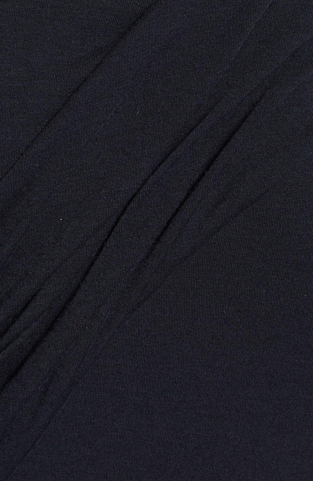 Gathered Jersey Dress,                             Alternate thumbnail 2, color,