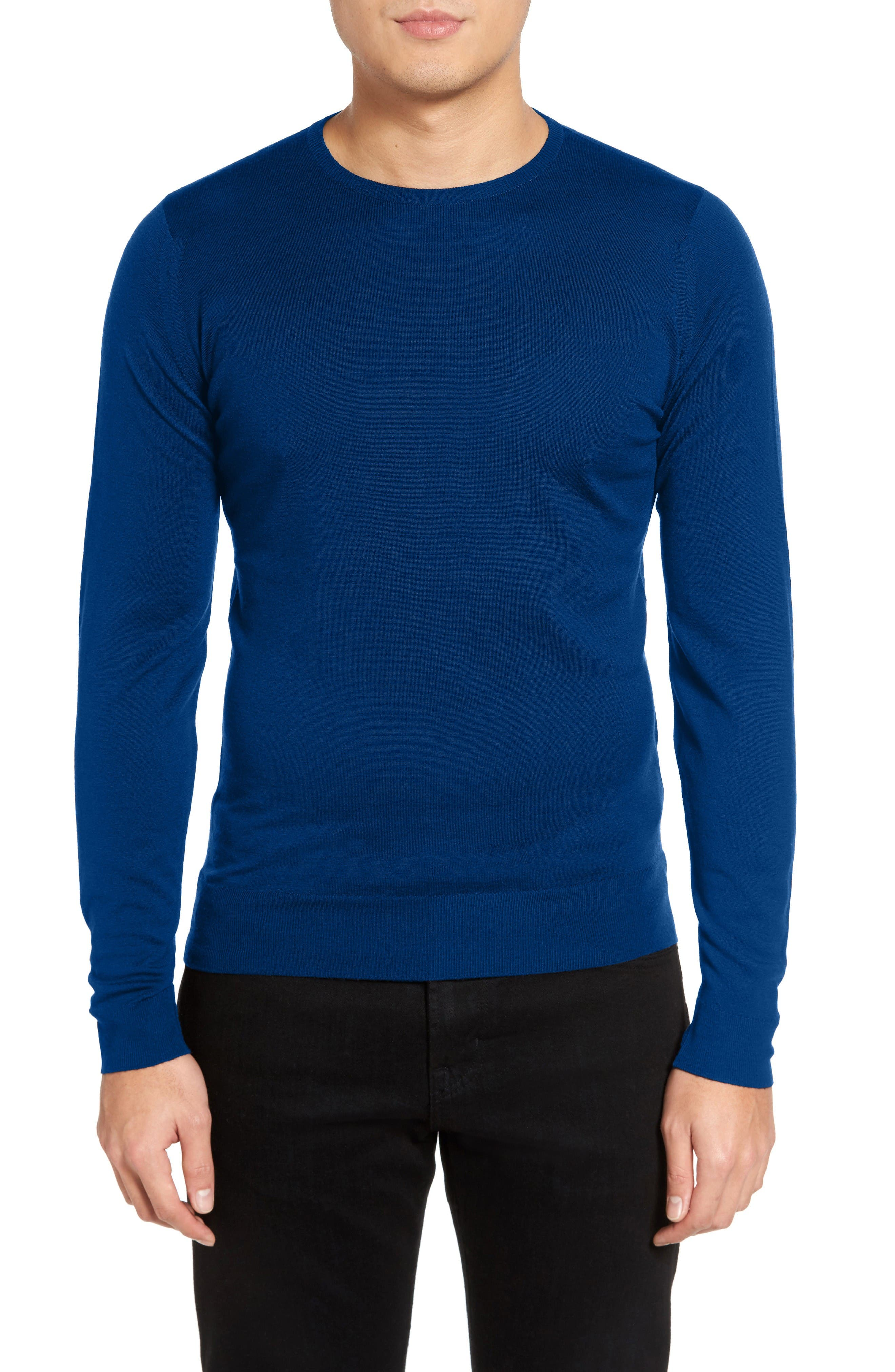 Merino Wool Sweater,                             Main thumbnail 4, color,