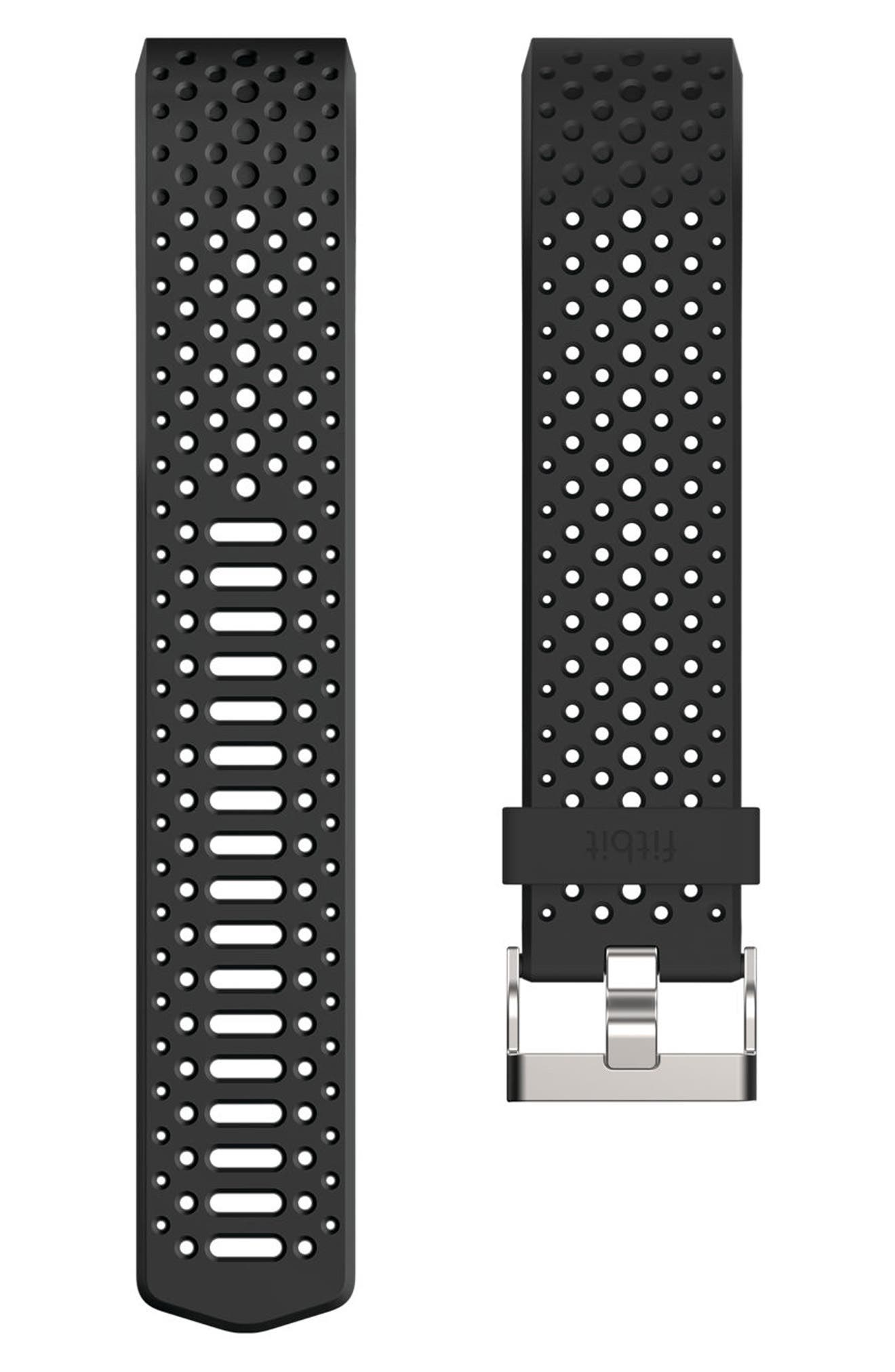 Charge 2 Sport Accessory Band,                             Main thumbnail 1, color,                             001