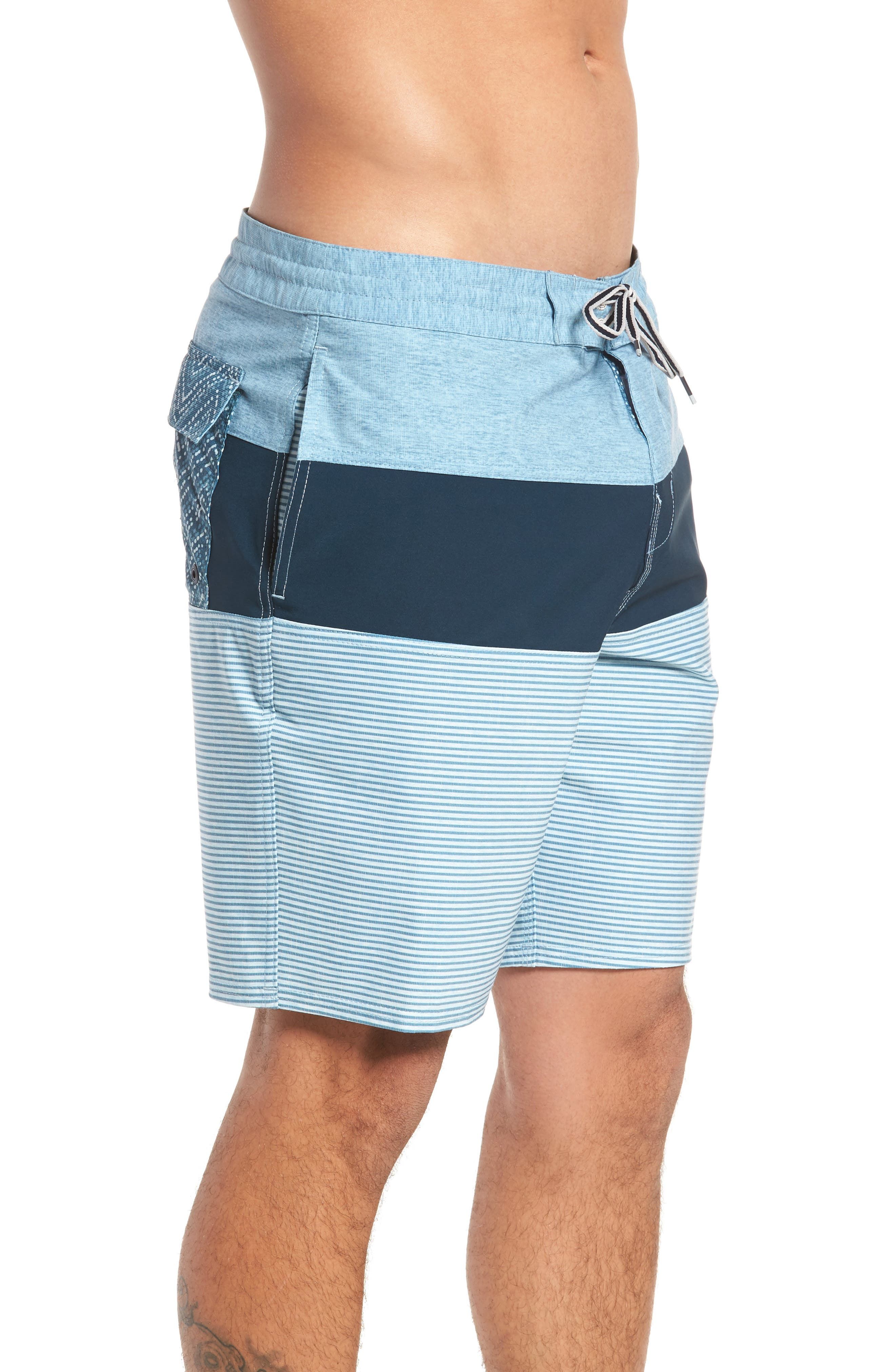 Tribong LT Board Shorts,                             Alternate thumbnail 8, color,