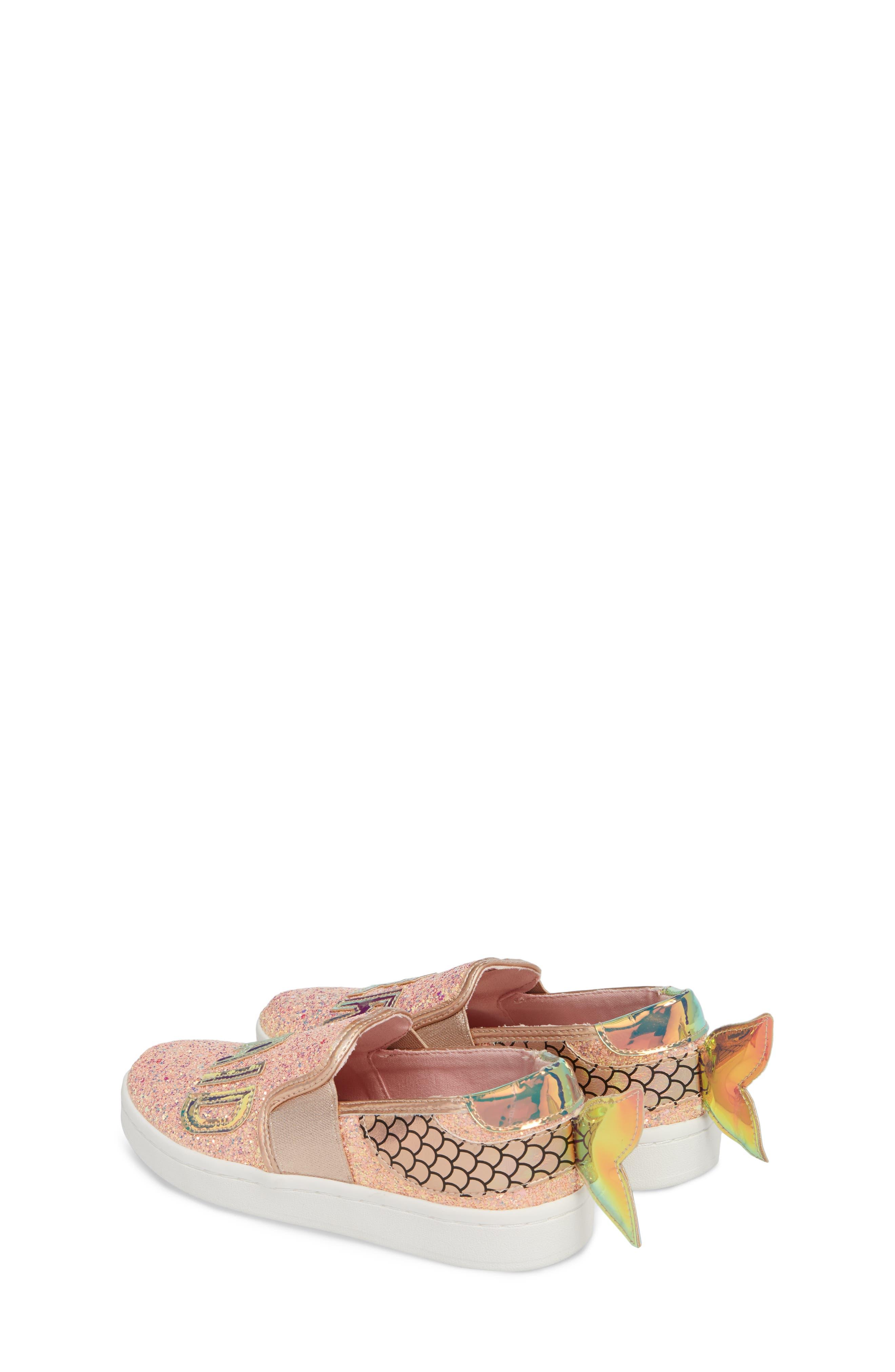 Blane Mermaid Sneaker,                             Alternate thumbnail 3, color,                             220
