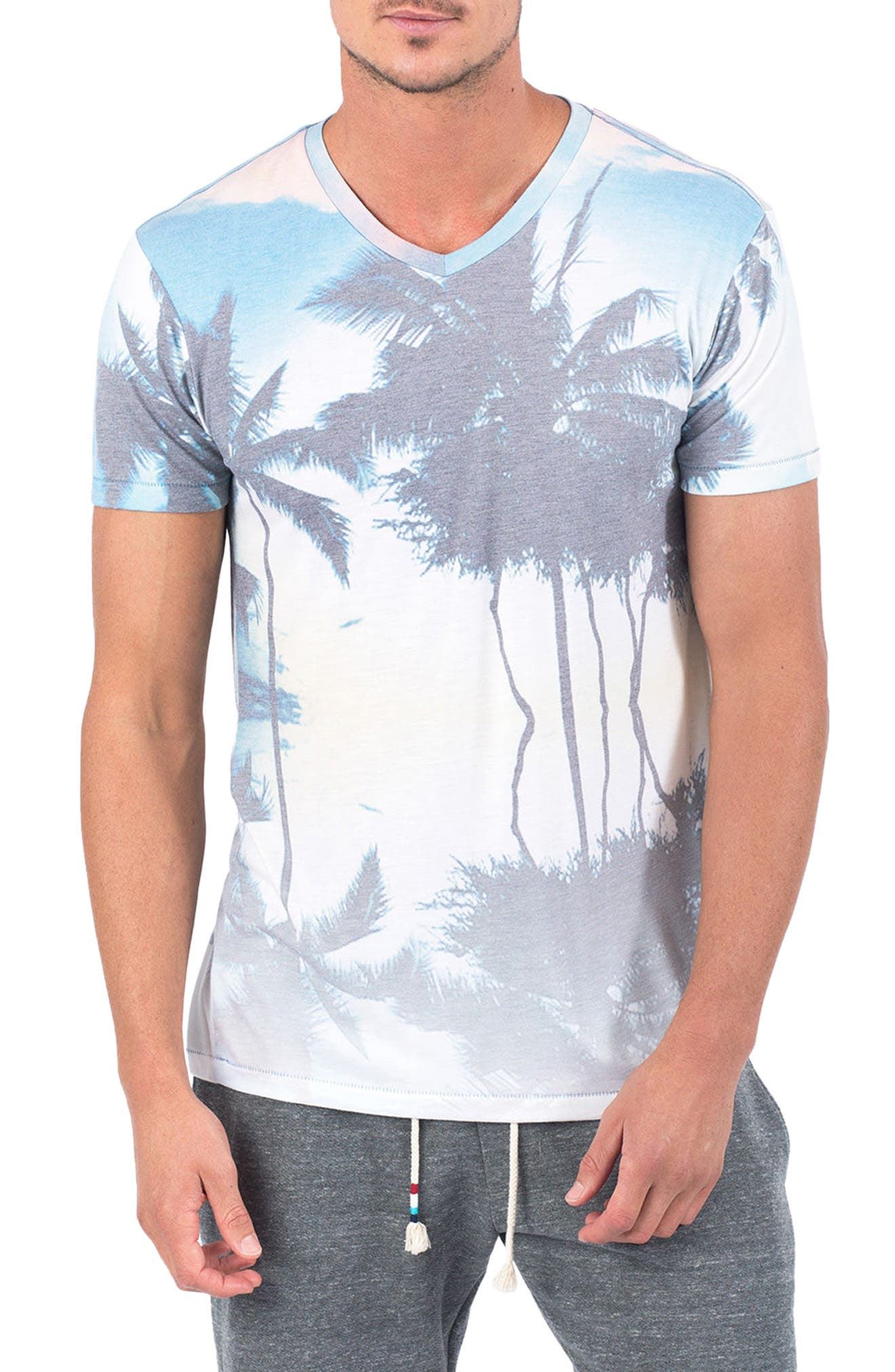 Off Tropic T-Shirt,                             Main thumbnail 1, color,                             OFF TROPIC