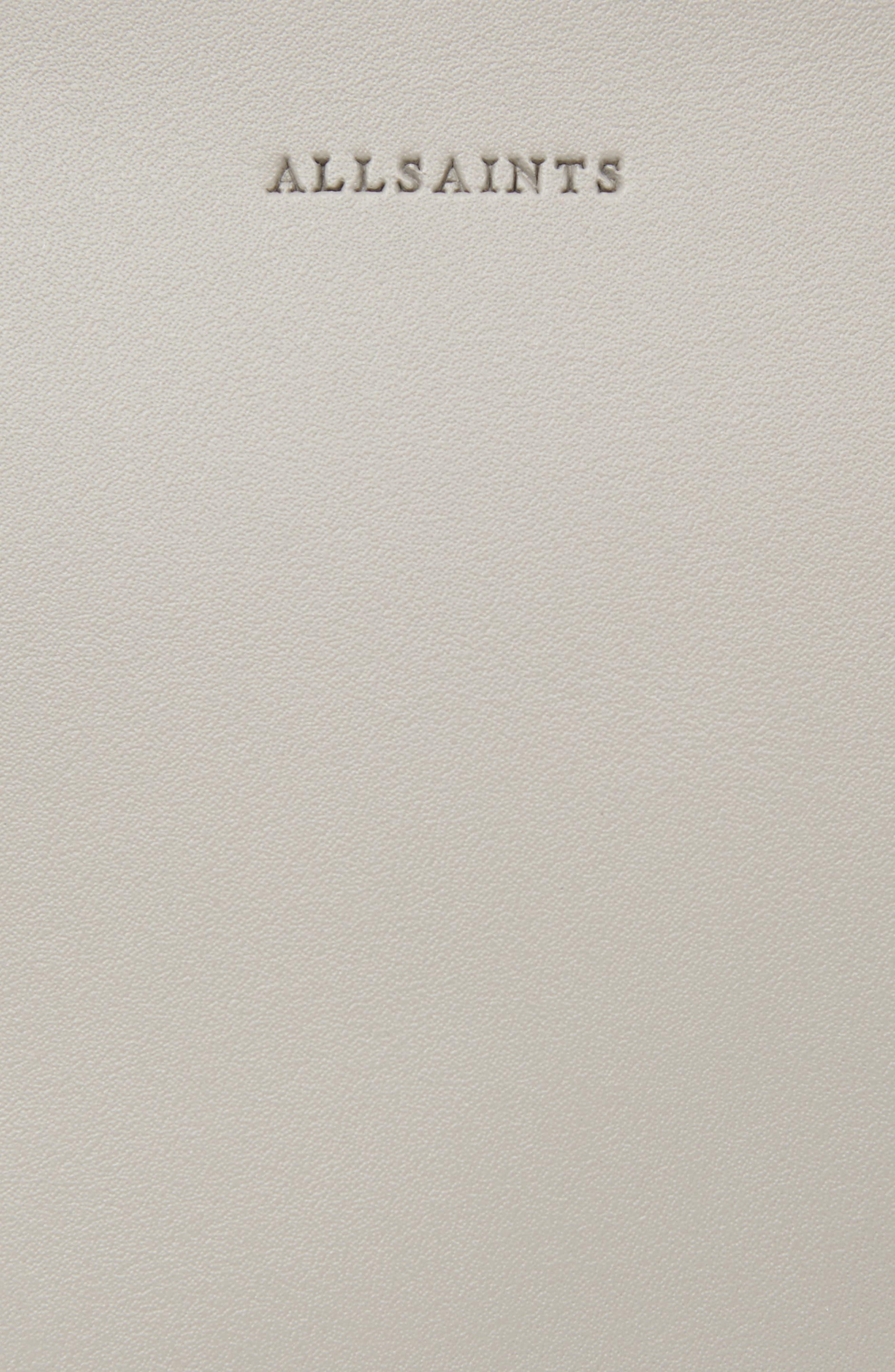 Kita Leather Shoulder/Crossbody Bag,                             Alternate thumbnail 4, color,                             052
