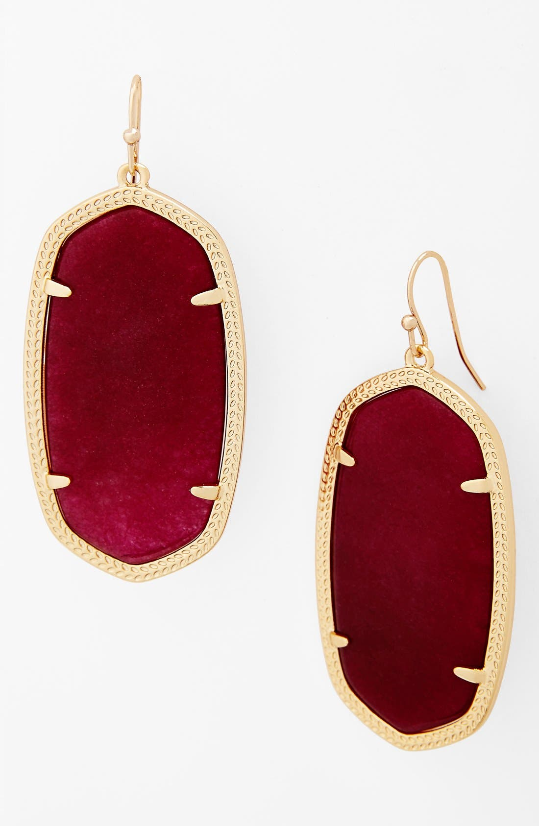 Danielle - Large Oval Statement Earrings,                             Main thumbnail 93, color,