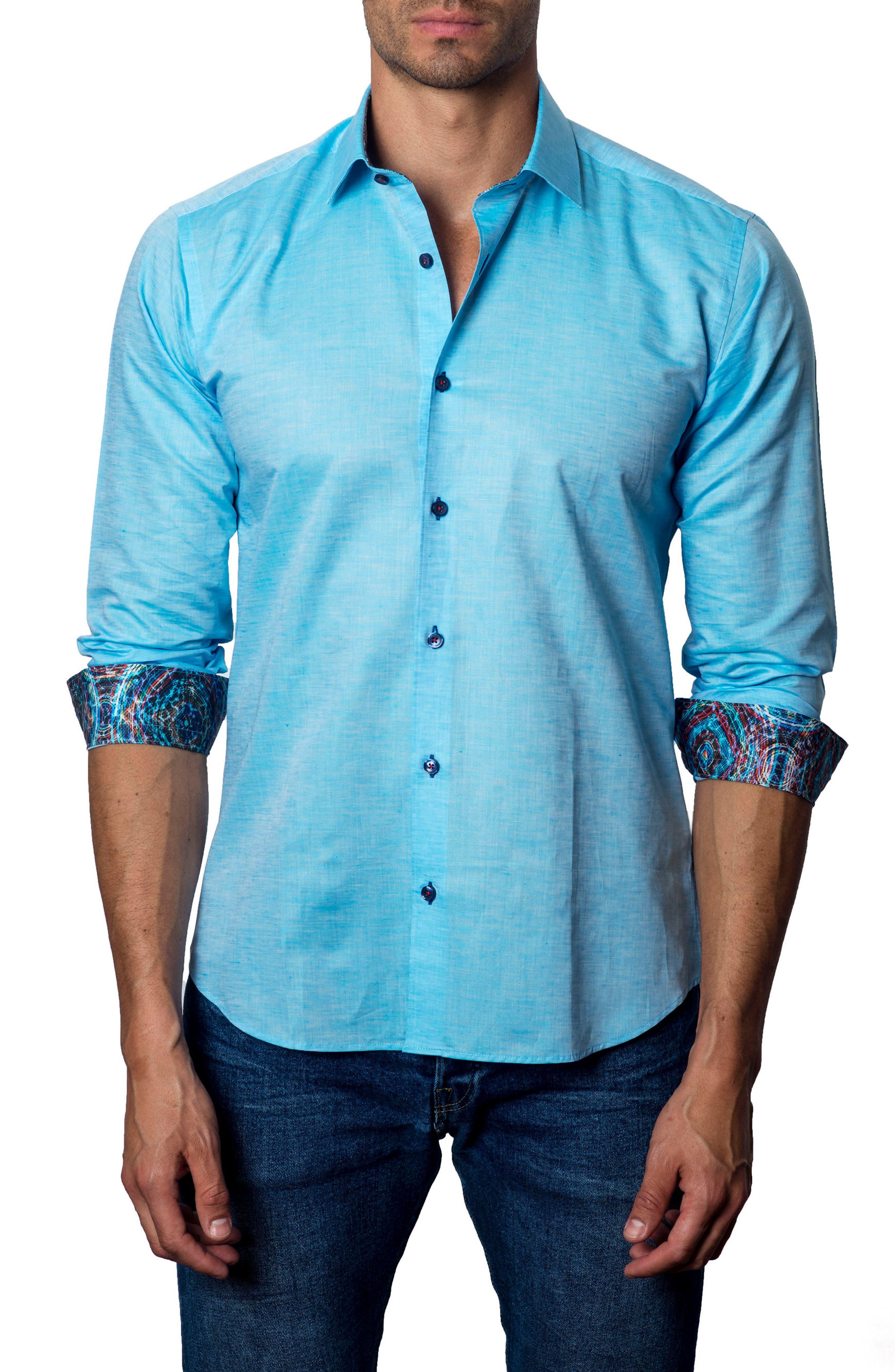 Sport Shirt,                         Main,                         color, 450