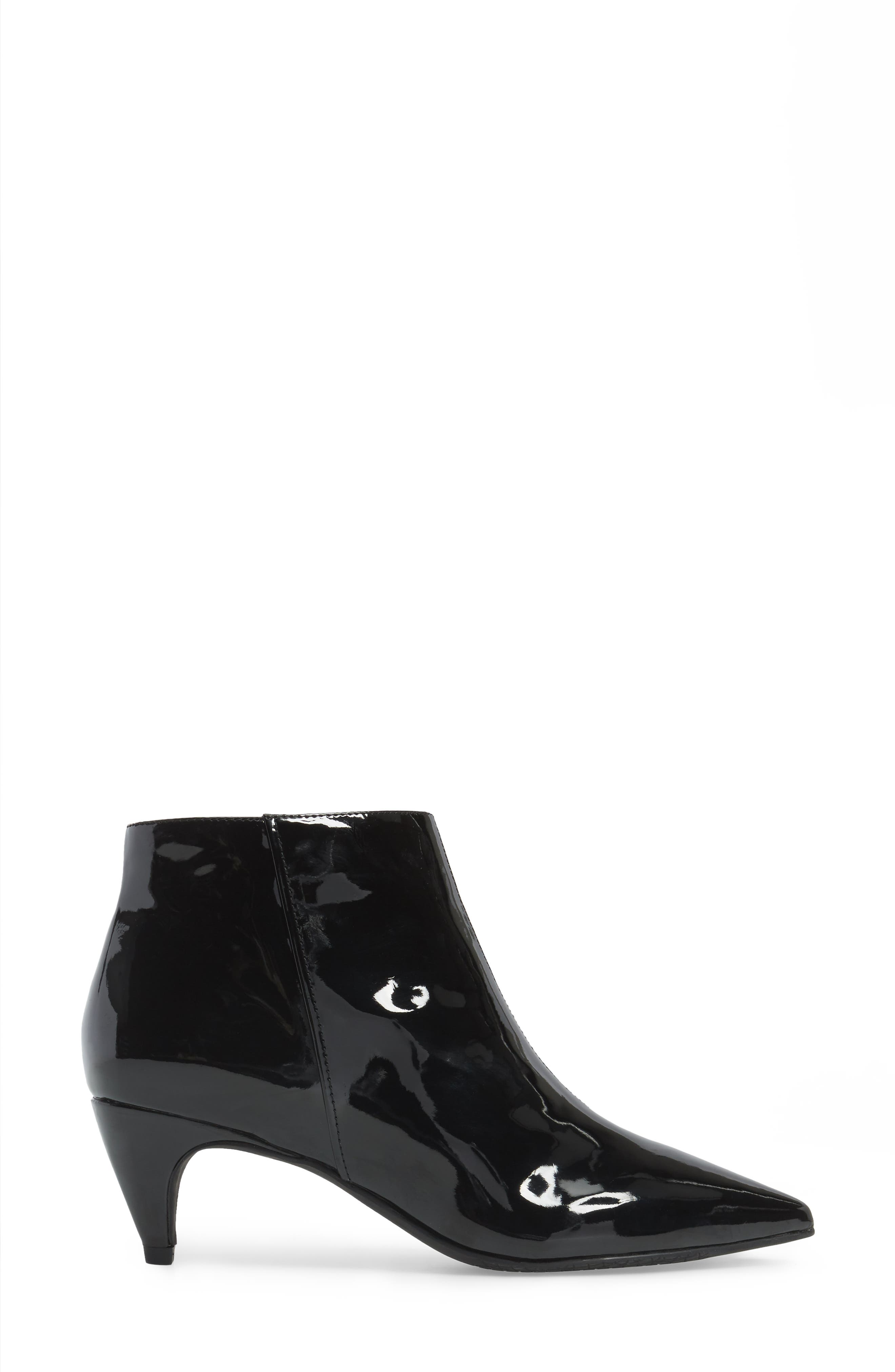 Major Pointy Toe Bootie,                             Alternate thumbnail 3, color,                             003