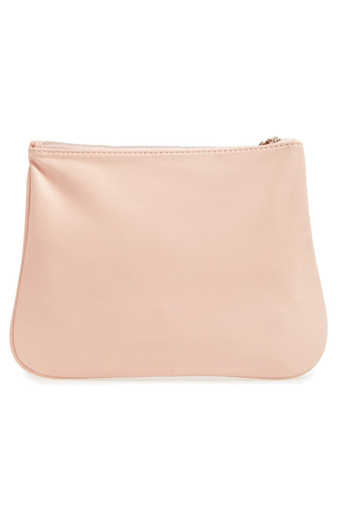 'IT' Cosmetics Bag,                             Alternate thumbnail 8, color,