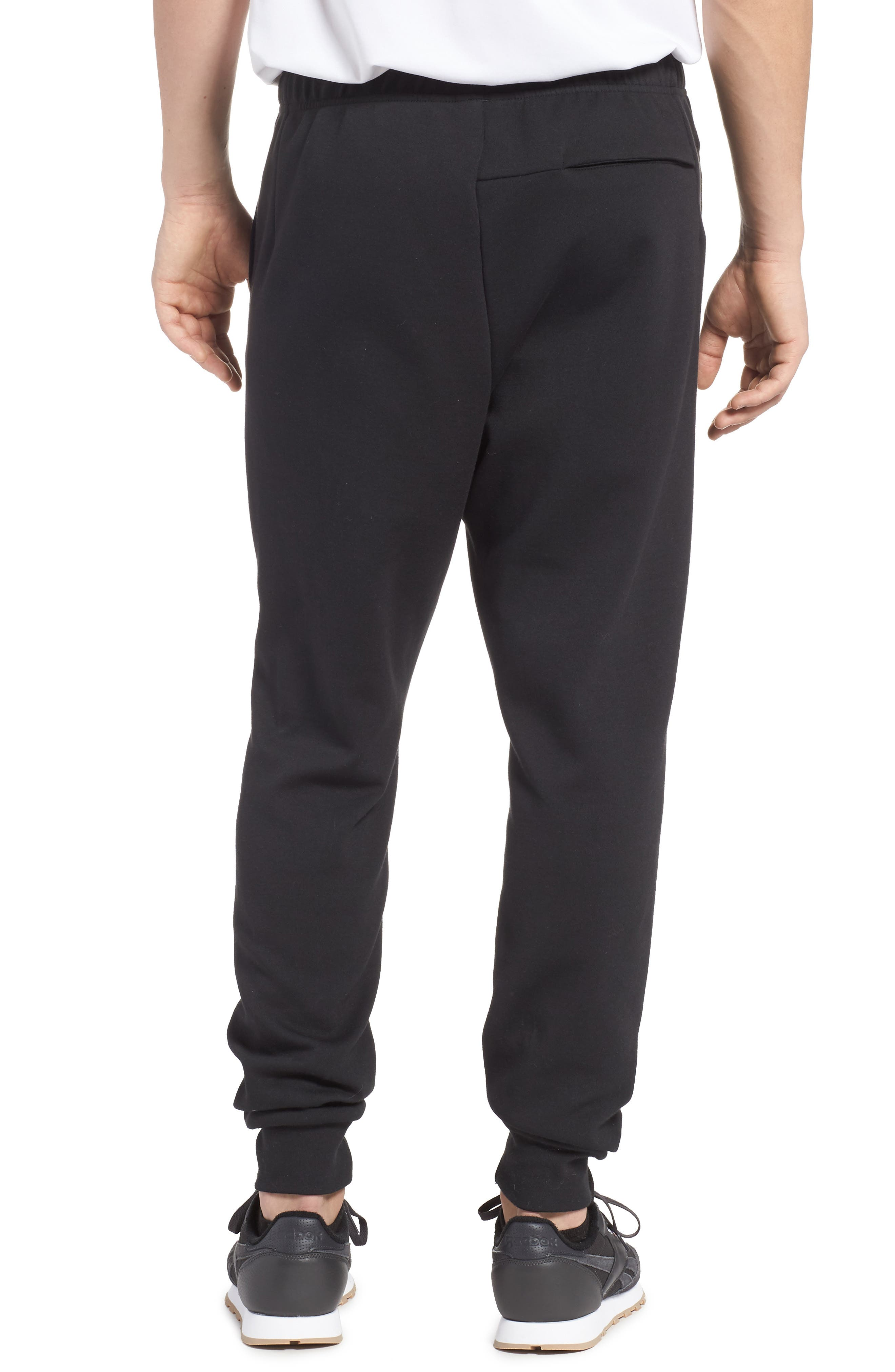 Classic Dynamic Knit Jogger Pants,                             Alternate thumbnail 2, color,                             005