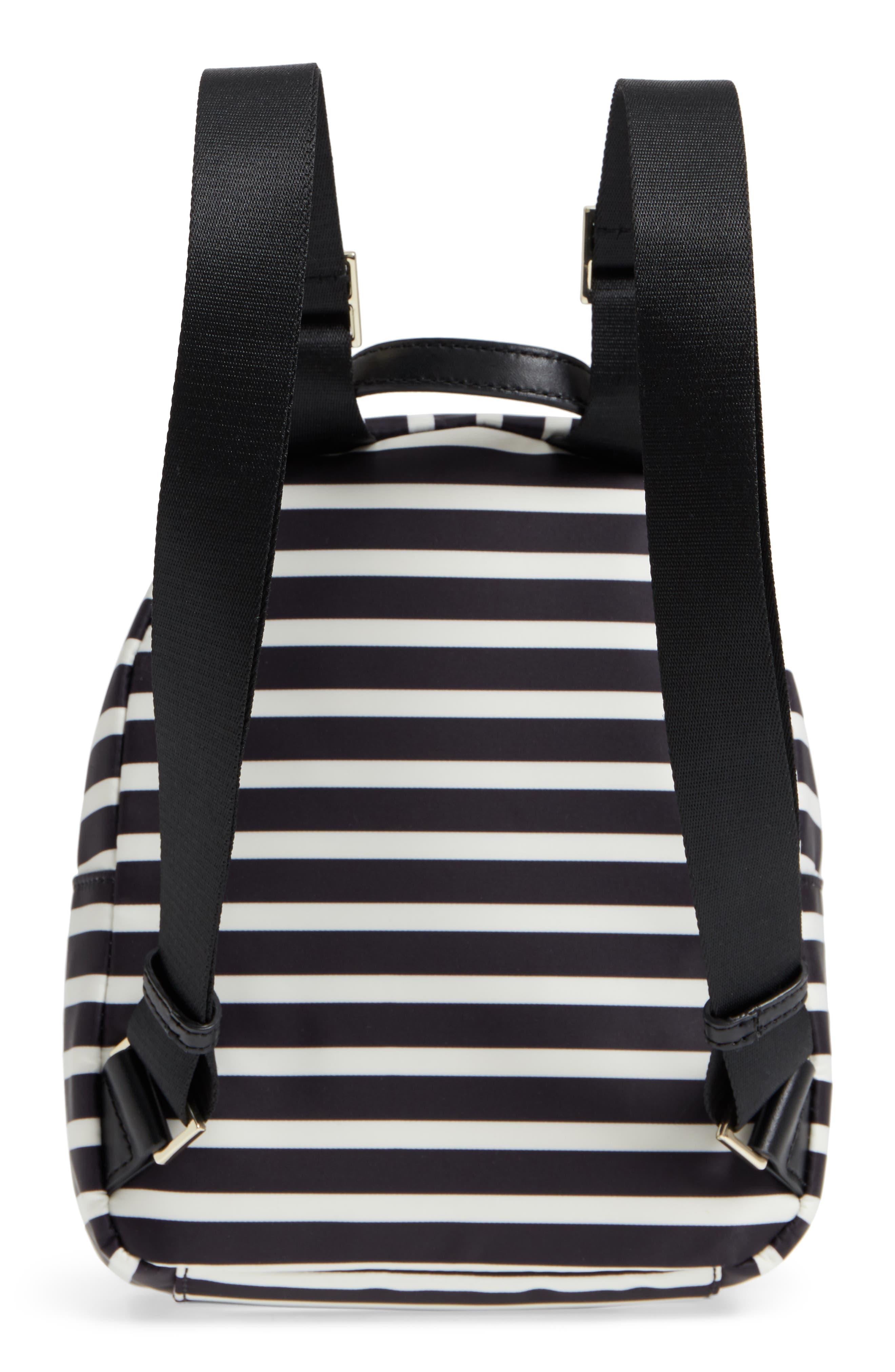 watson lane - small hartley nylon backpack,                             Alternate thumbnail 3, color,                             001