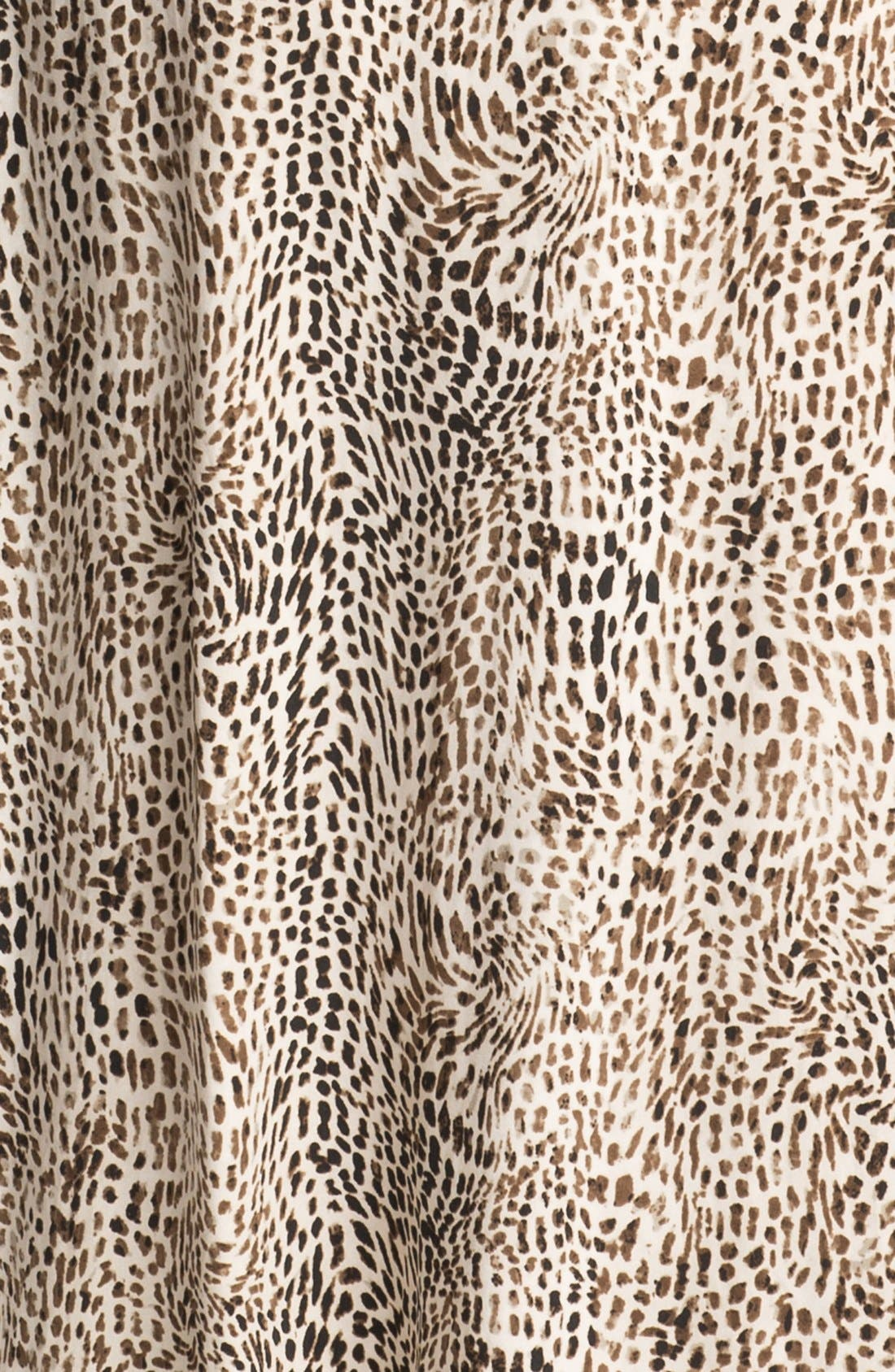 'Rio' Cheetah Print Maxi Dress,                             Alternate thumbnail 3, color,                             271