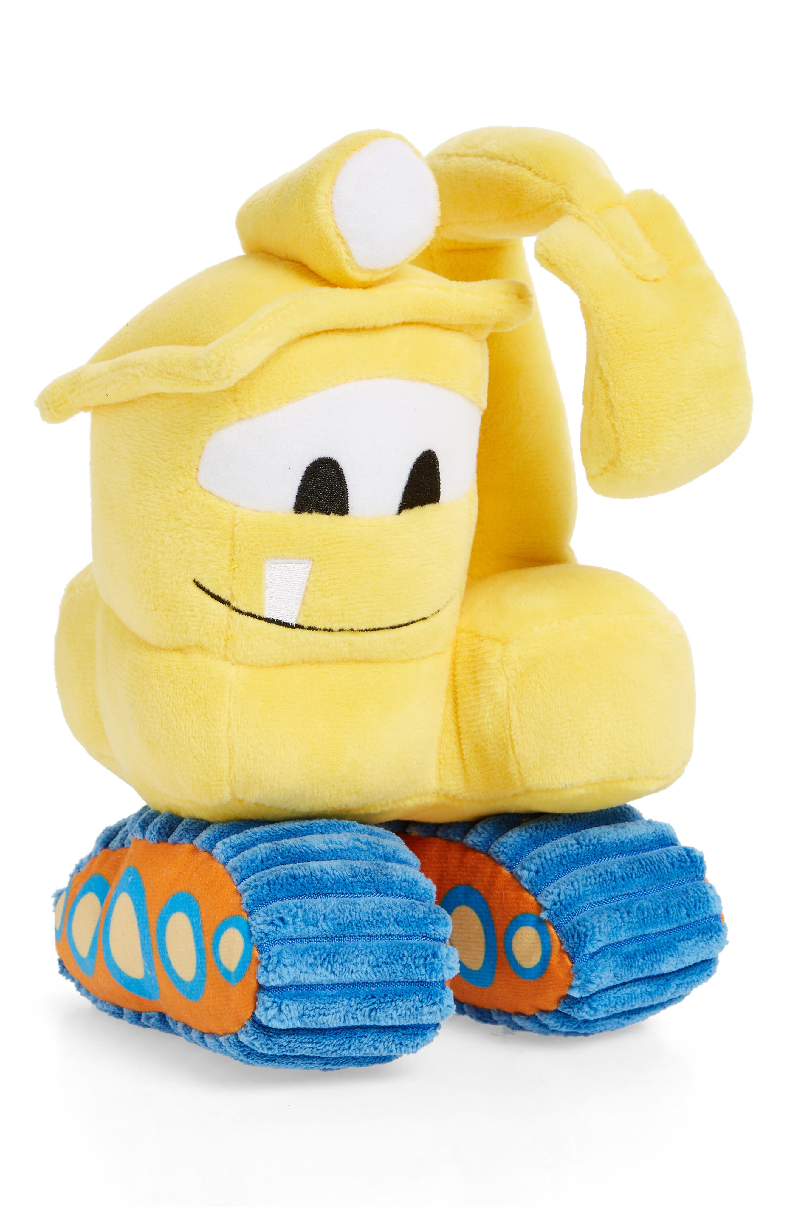 KIDS PREFERRED Goodnight Goodnight, Construction Site Excavator Light-Up Plush Toy, Main, color, 700