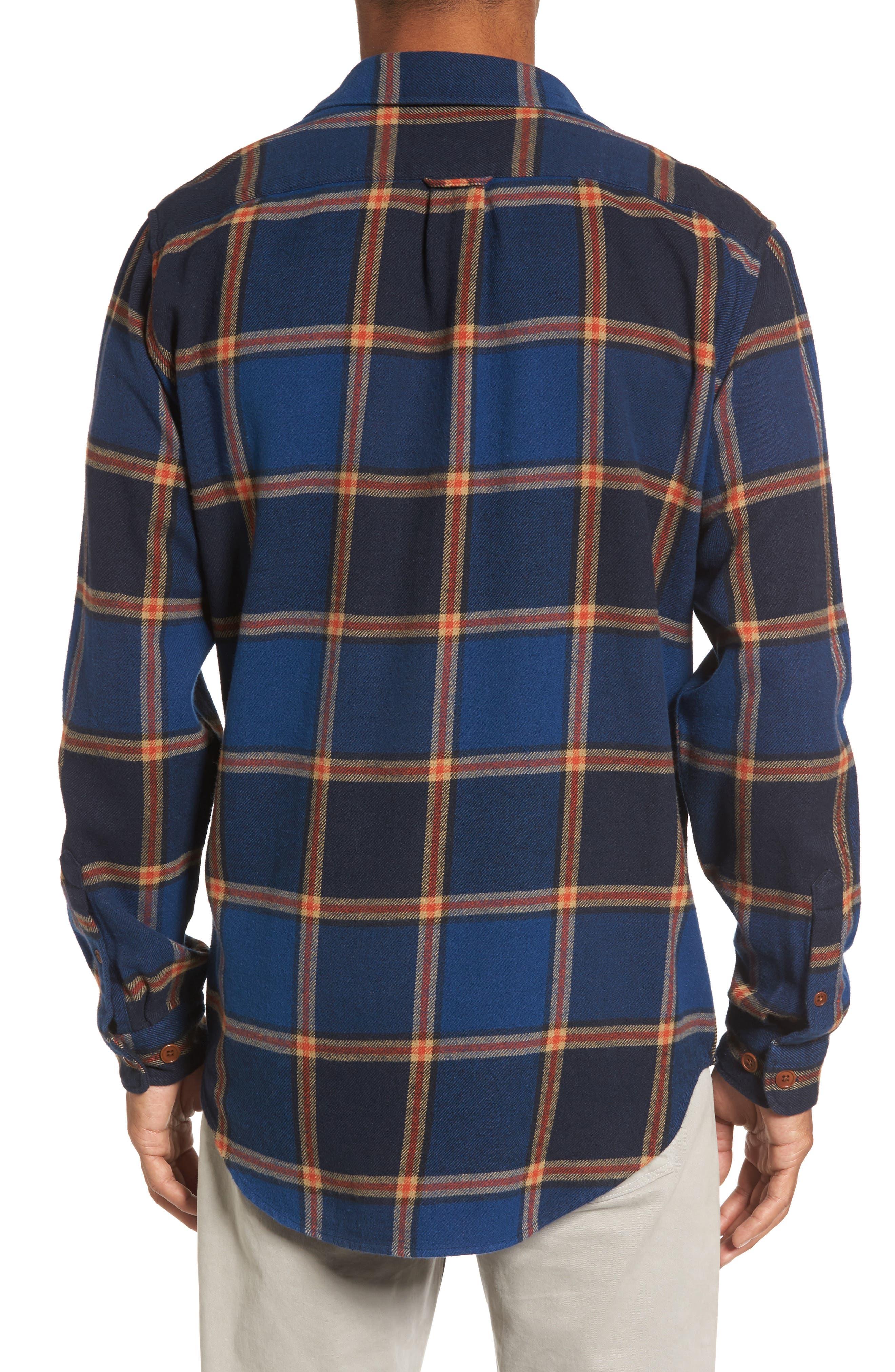 R1 Check Twill Shirt Jacket,                             Alternate thumbnail 2, color,                             410