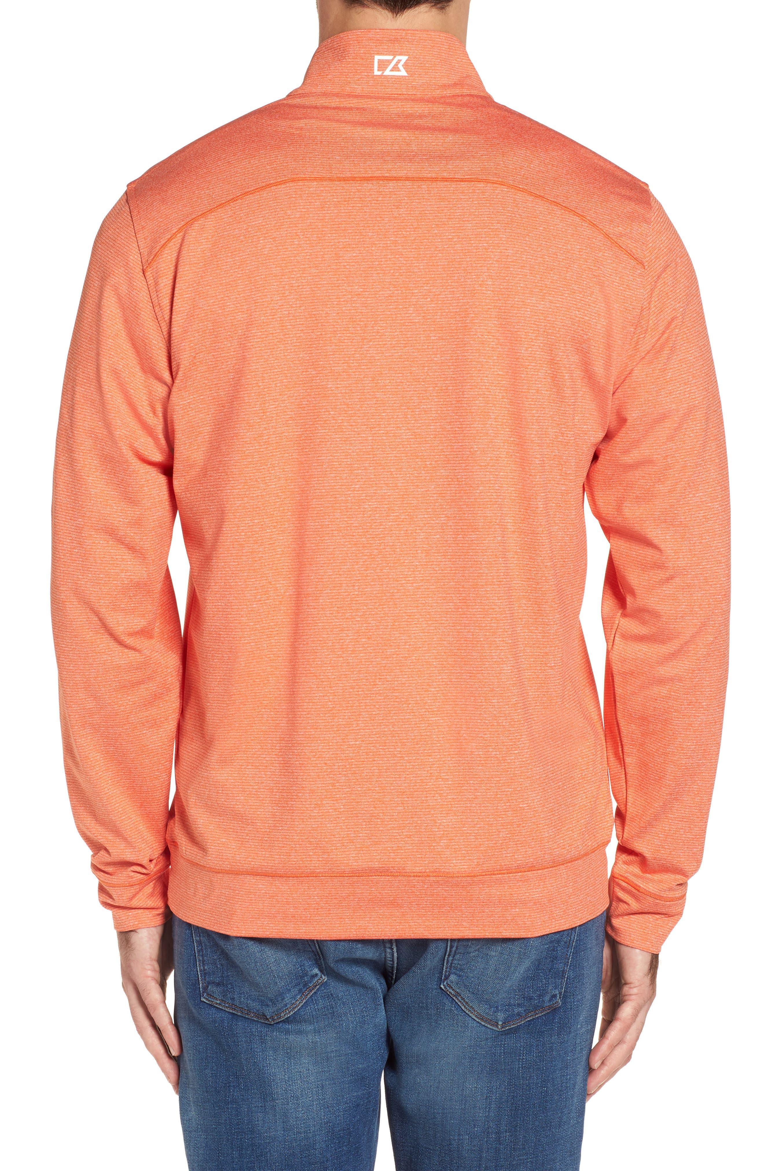 Shoreline - Cincinnati Bengals Half Zip Pullover,                             Alternate thumbnail 2, color,                             816