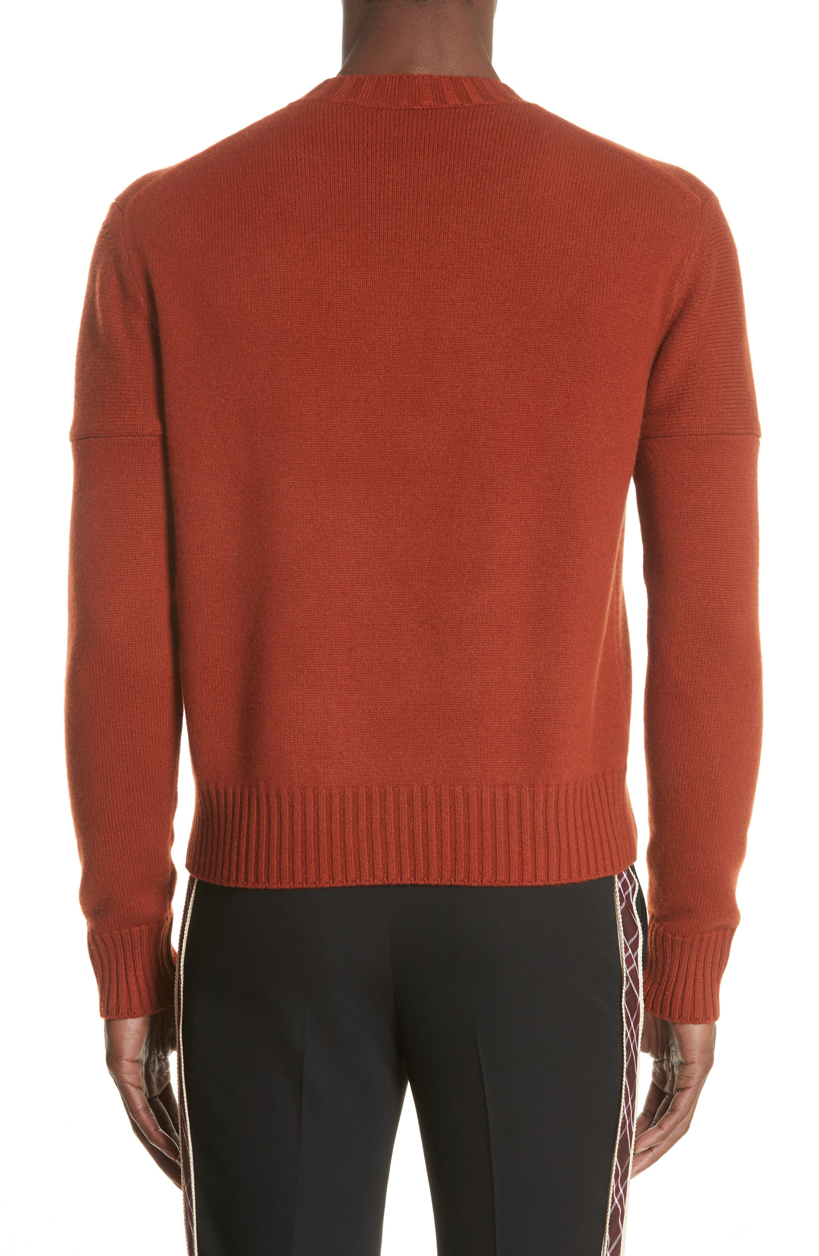 CALVIN KLEIN 205W39NYC,                             Cashmere Sweater,                             Alternate thumbnail 2, color,                             605