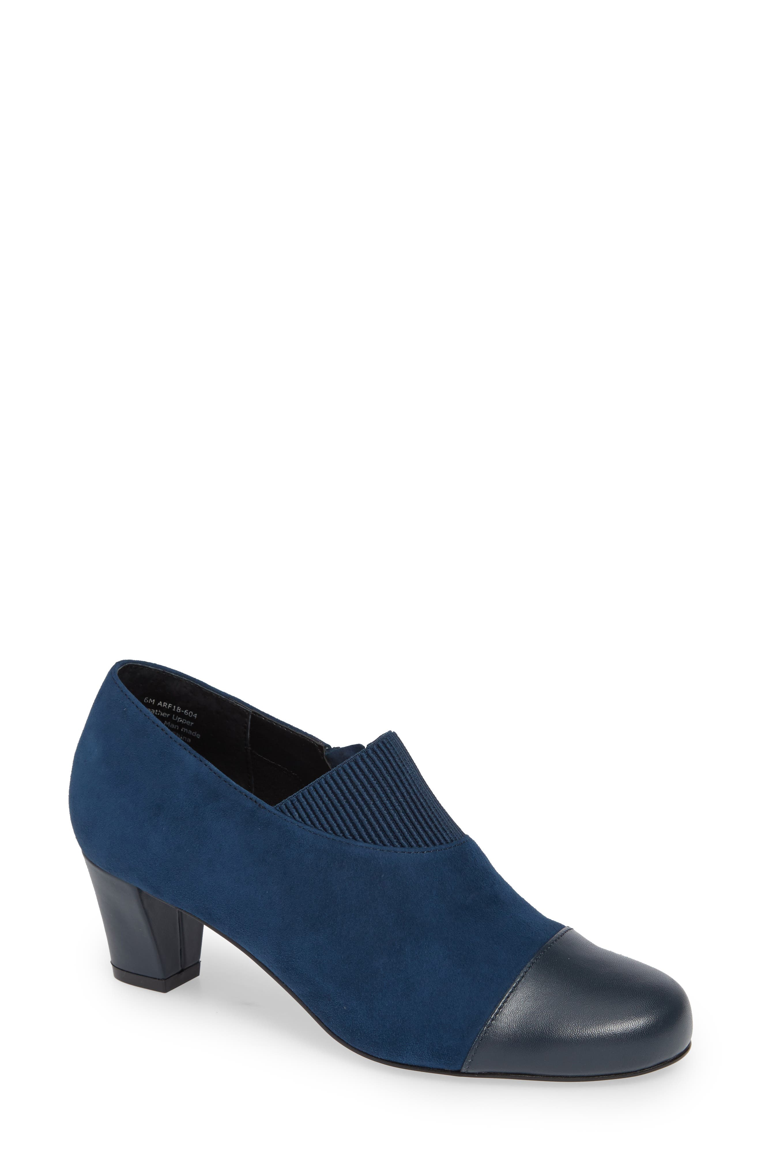 David Tate Hope Bootie- Blue