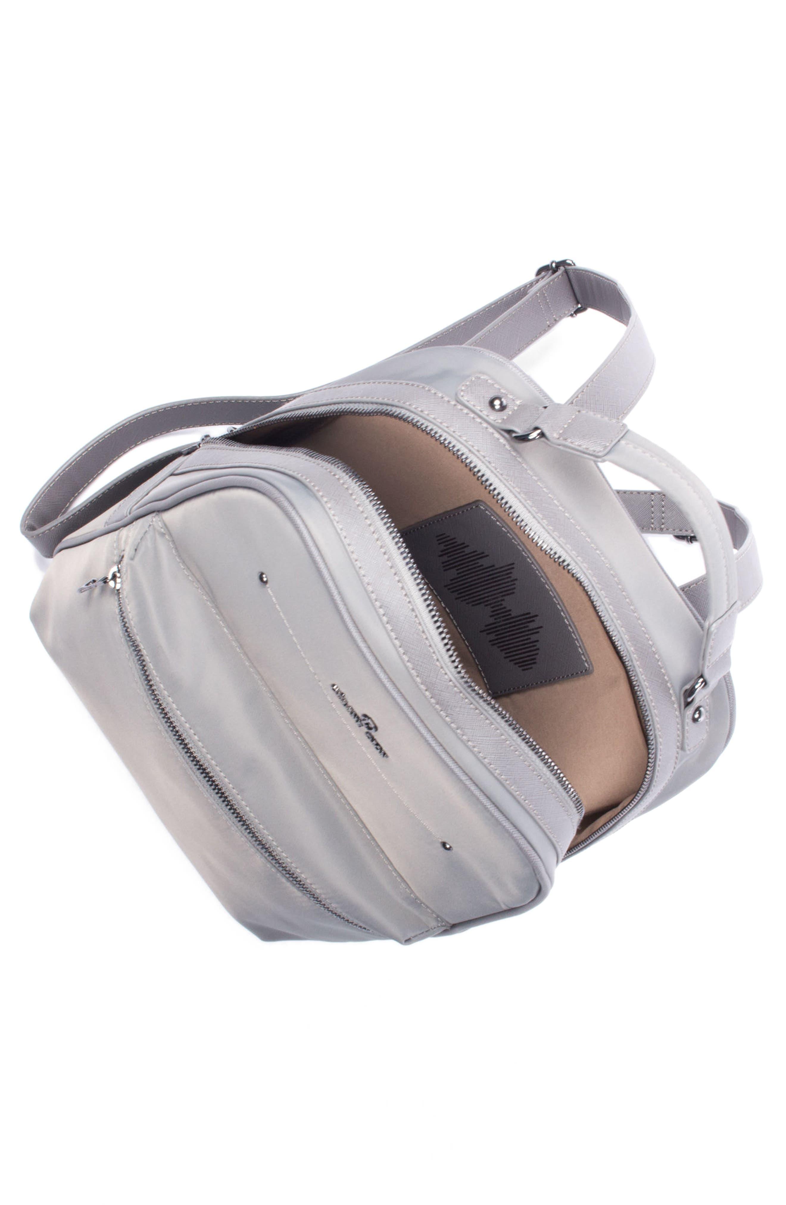 Céline Dion Presto Nylon Backpack,                             Alternate thumbnail 10, color,