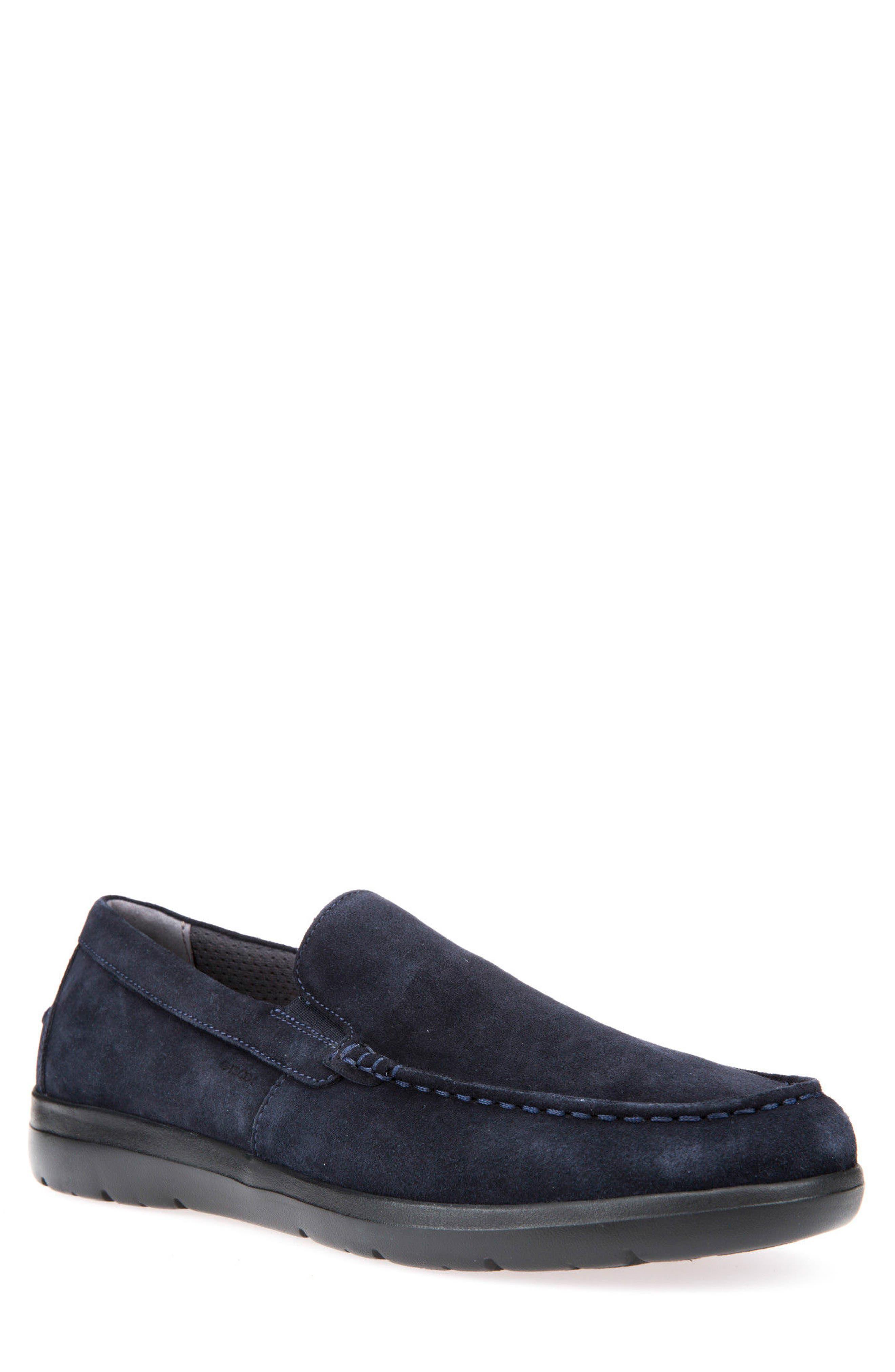 Leitan 2 Loafer,                         Main,                         color, NAVY