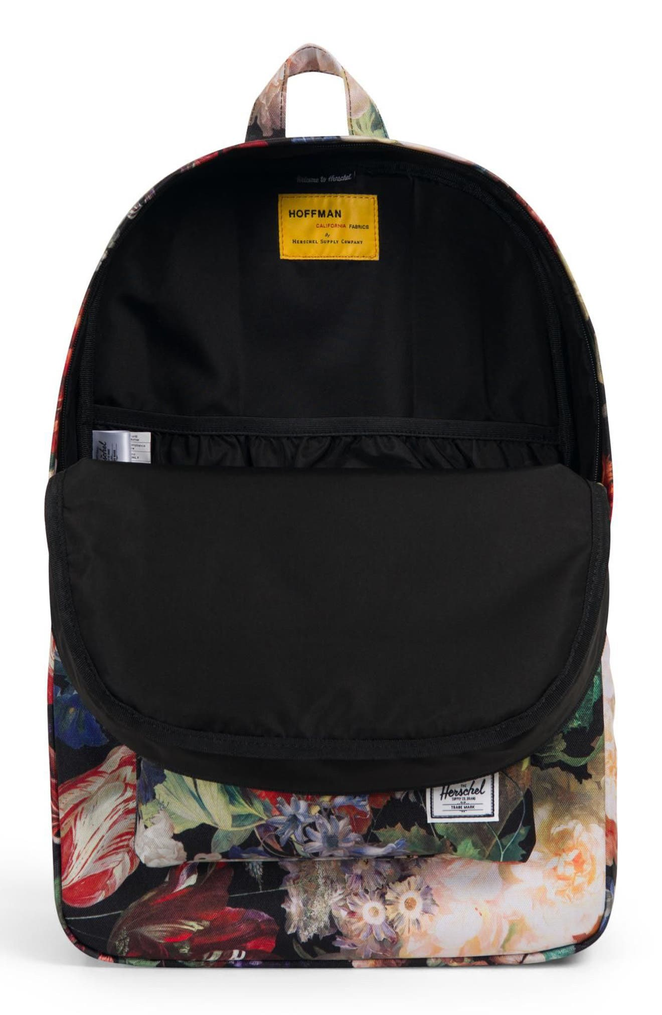 Heritage Hoffman Backpack,                             Main thumbnail 1, color,                             FALL FLORAL