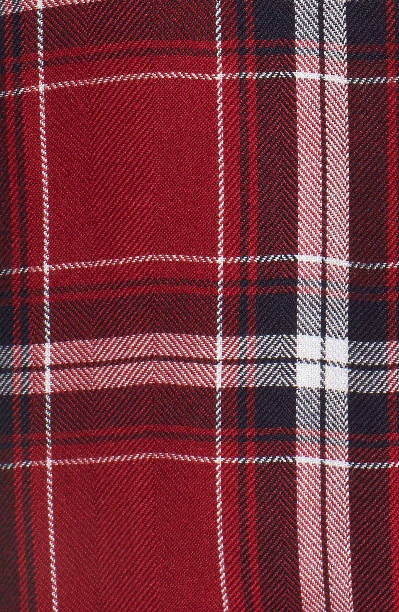 Hunter Plaid Shirt,                             Alternate thumbnail 627, color,