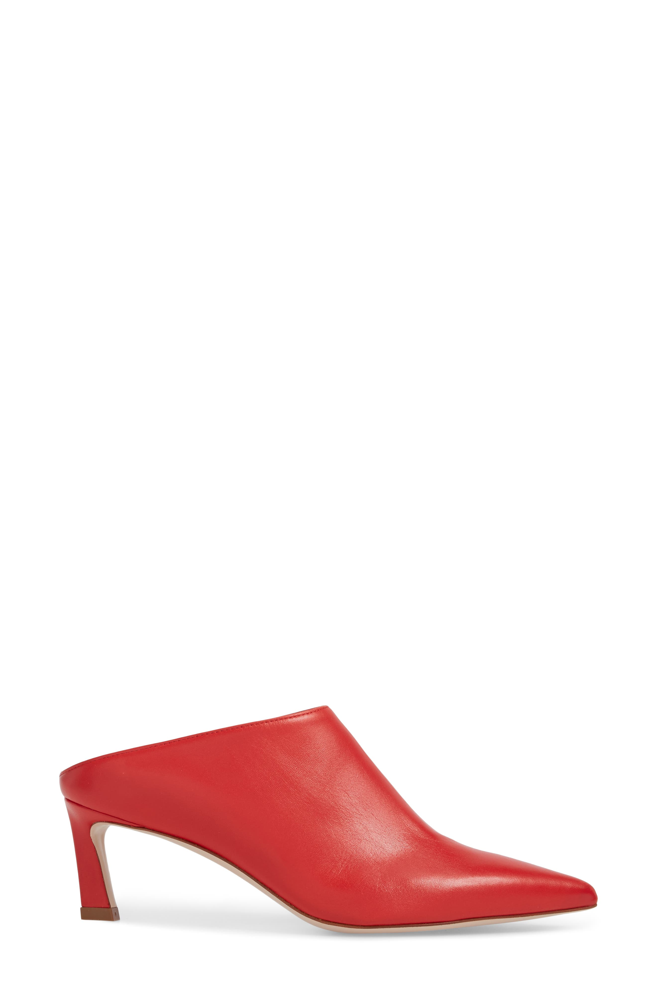 Mira Pointy Toe Mule,                             Alternate thumbnail 22, color,