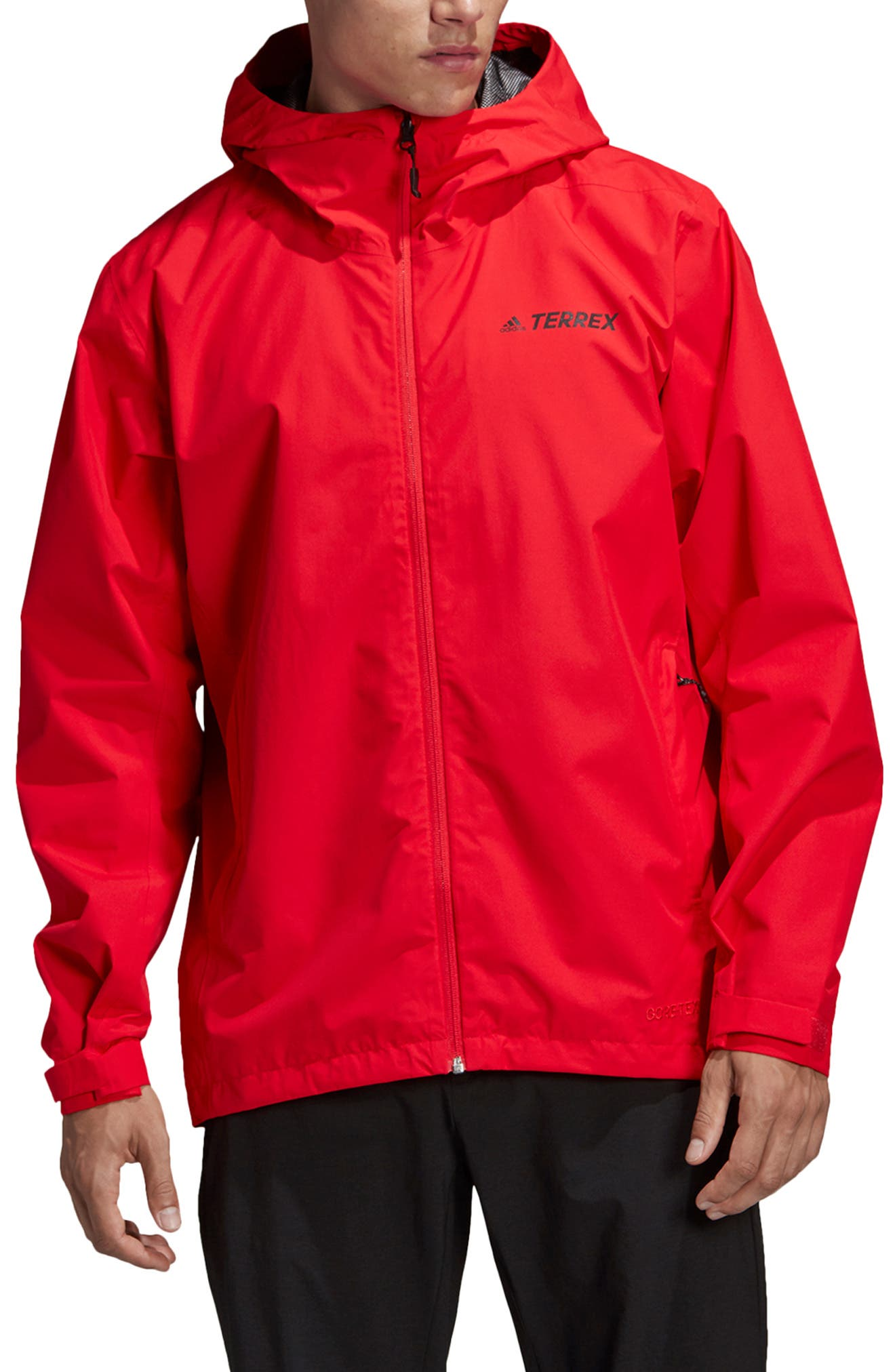 Adidas Terrex Gtx Gore-Tex Rain Jacket