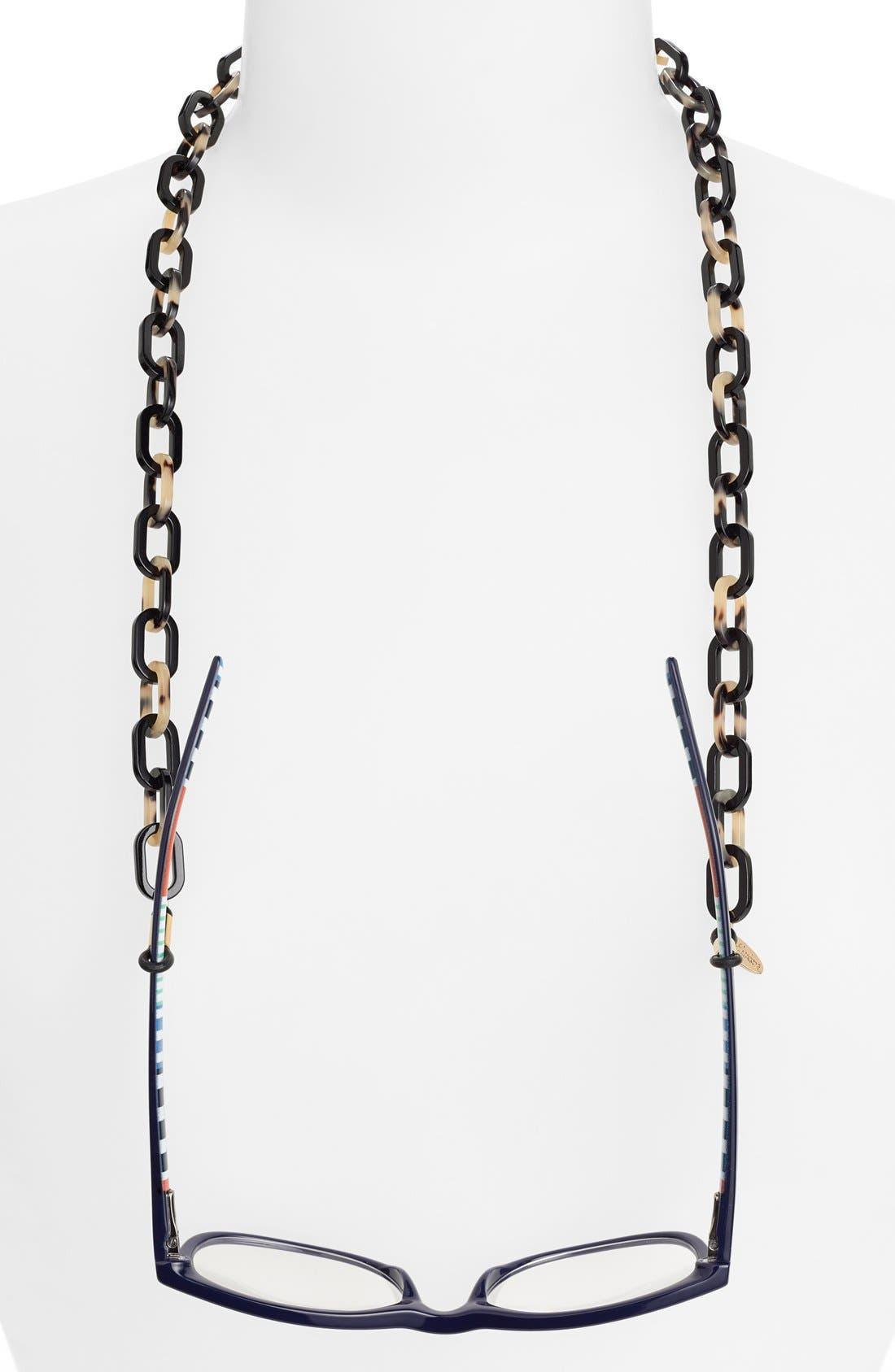 'Brynn' Oval Link Eyewear Chain,                             Main thumbnail 3, color,