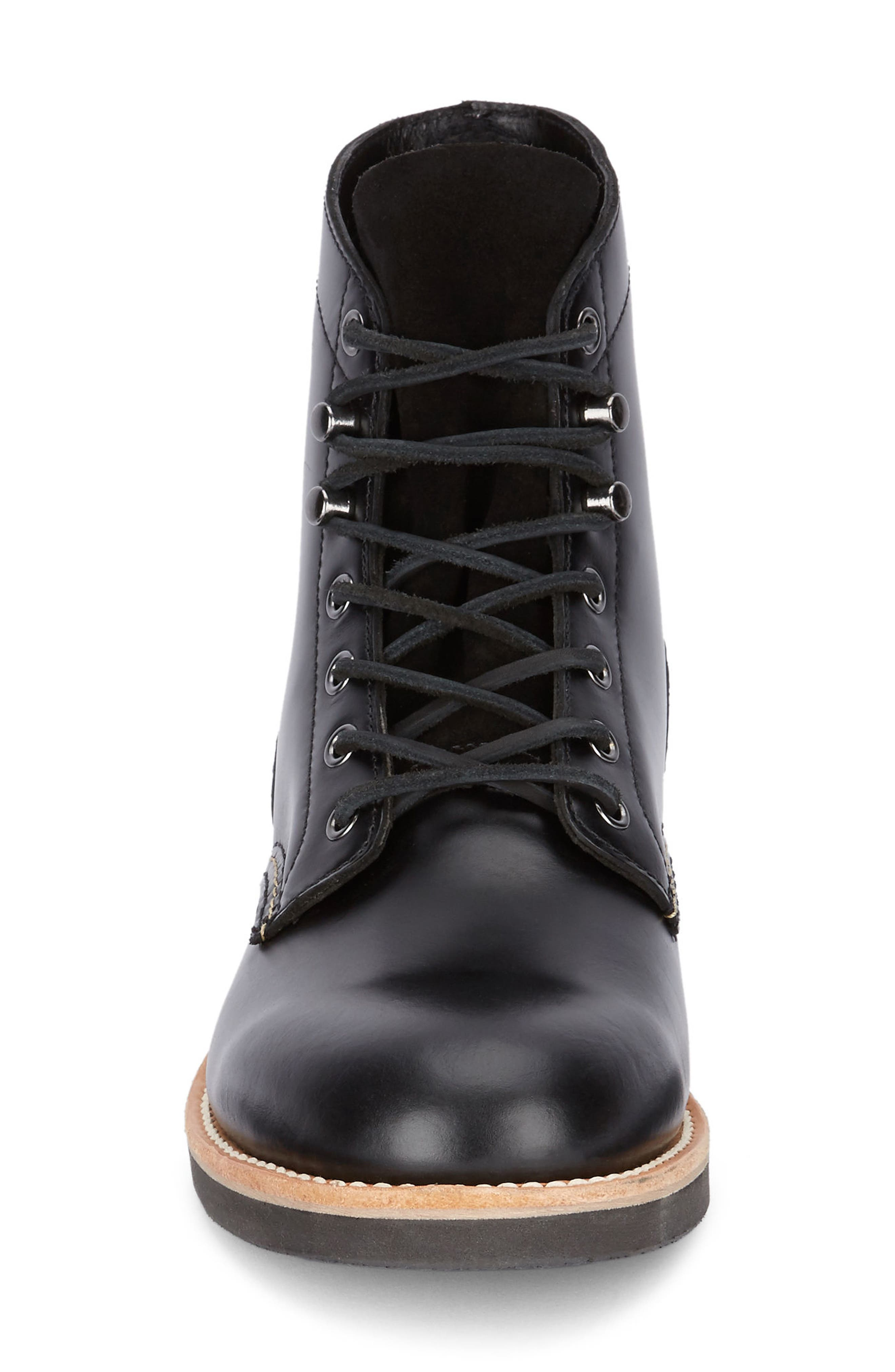 Reid Plain Toe Boot,                             Alternate thumbnail 7, color,