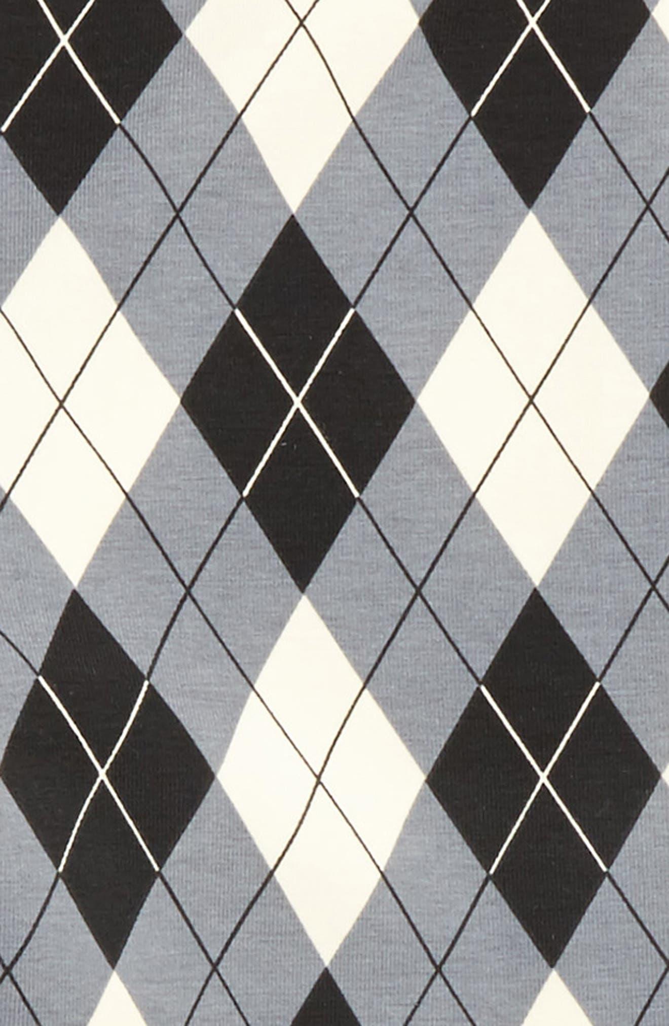 Argyle Plaid Leggings,                             Alternate thumbnail 2, color,                             900