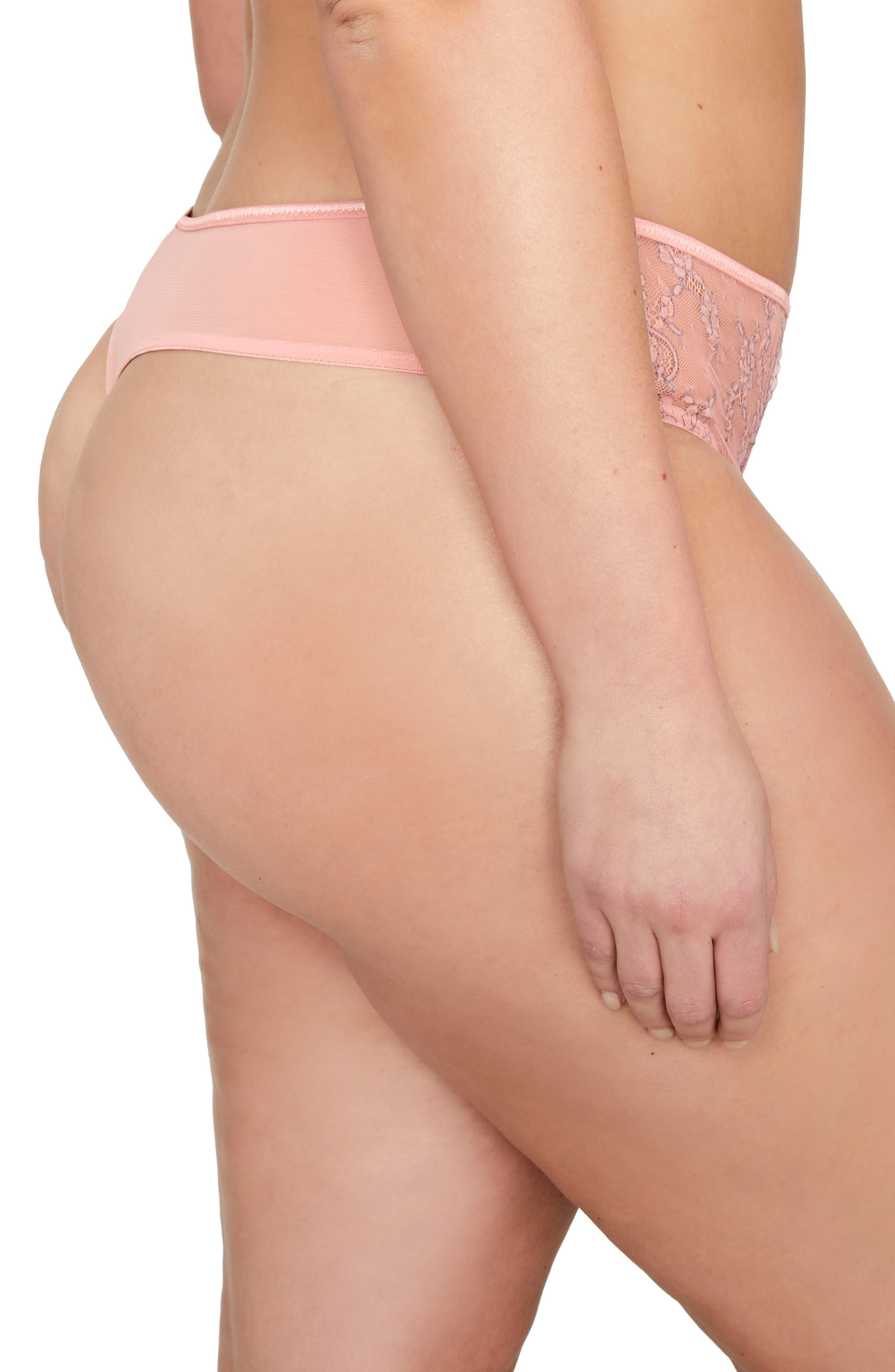 Showstopper Thong,                             Alternate thumbnail 2, color,                             950