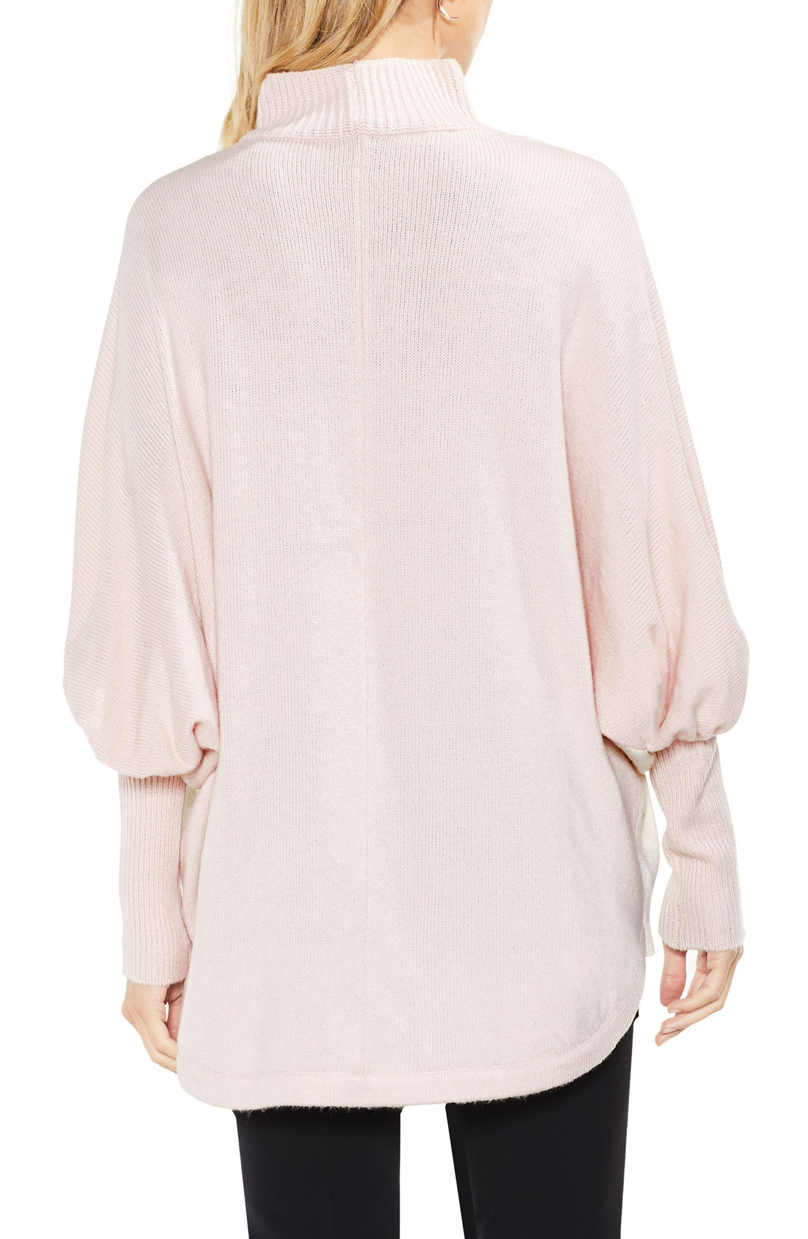 Dolman Sleeve Colorblock Sweater,                             Alternate thumbnail 6, color,