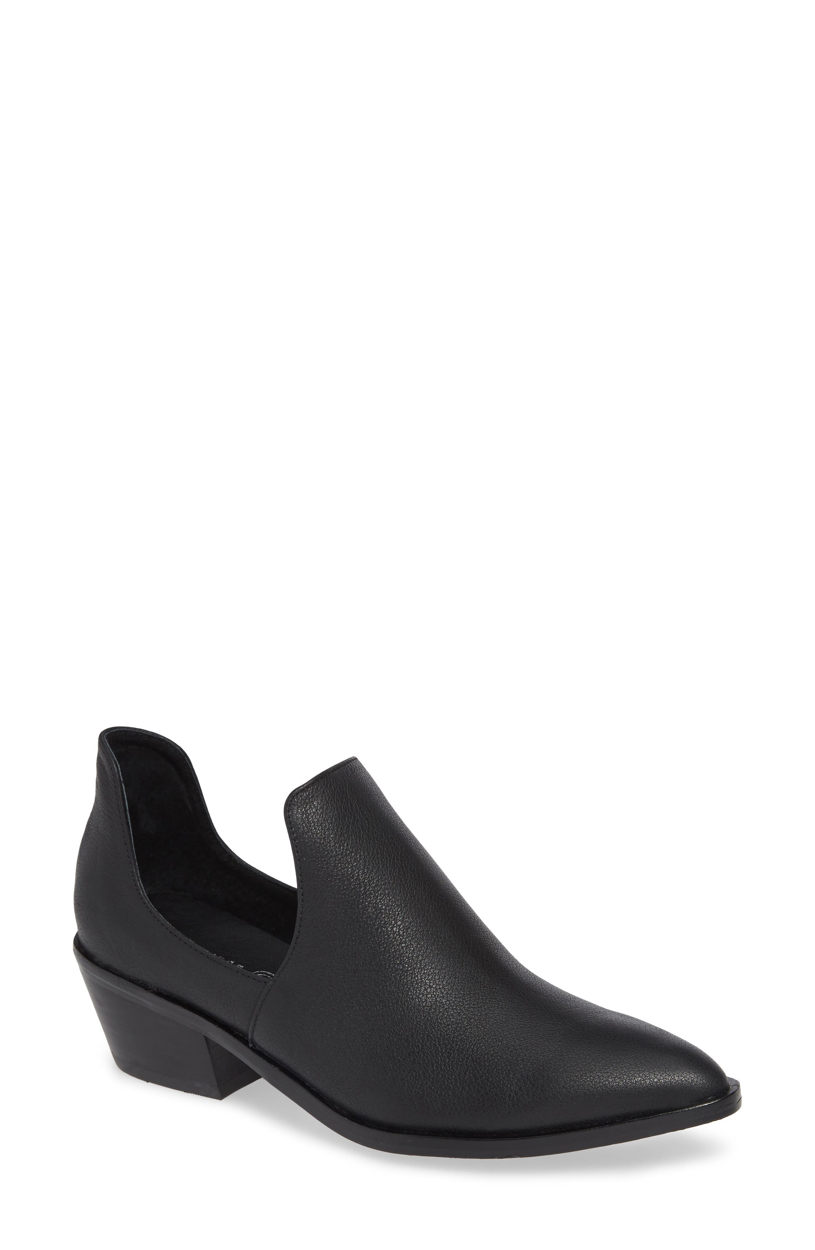 Chinese Laundry Focus Open Sided Bootie- Black
